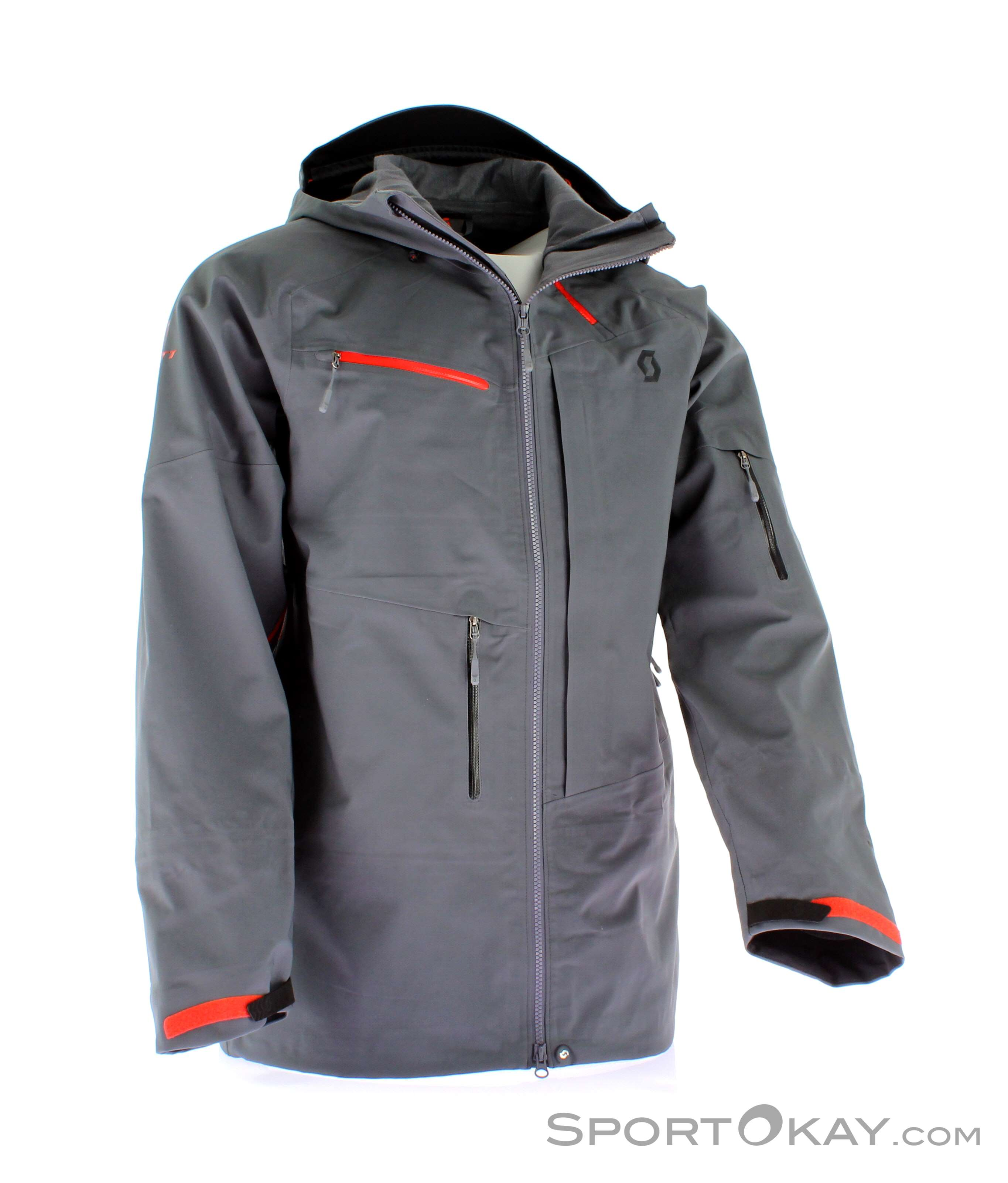 scott ridge jacket herren skijacke gore tex. Black Bedroom Furniture Sets. Home Design Ideas