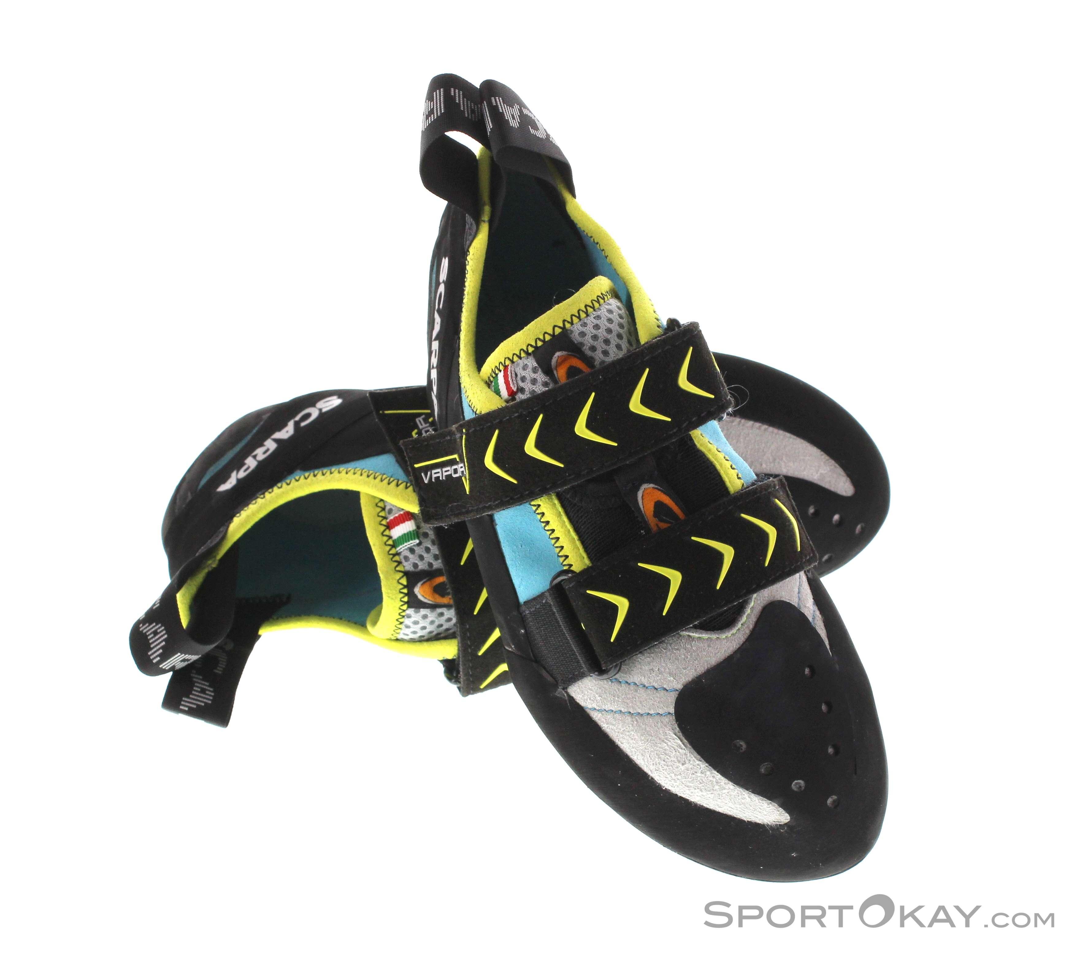 6ef02c55dd2fb Scarpa Vapor V Donna Scarpette da Arrampicata - Scarpette Velcro ...