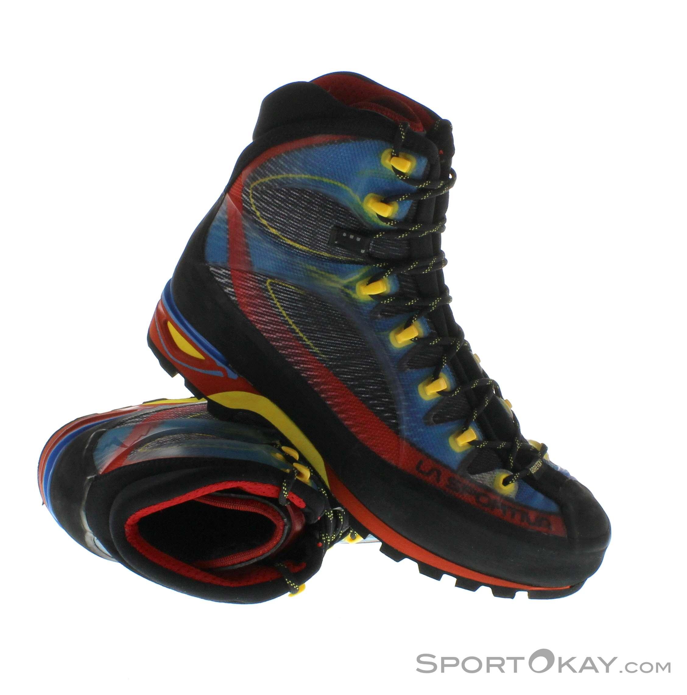 La Sportiva Nepal Cube Gtx® Blau, Damen Gore-Tex® Bergschuh, Größe EU 42 - Farbe Ice Damen Gore-Tex® Bergschuh, Ice, Größe 42 - Blau