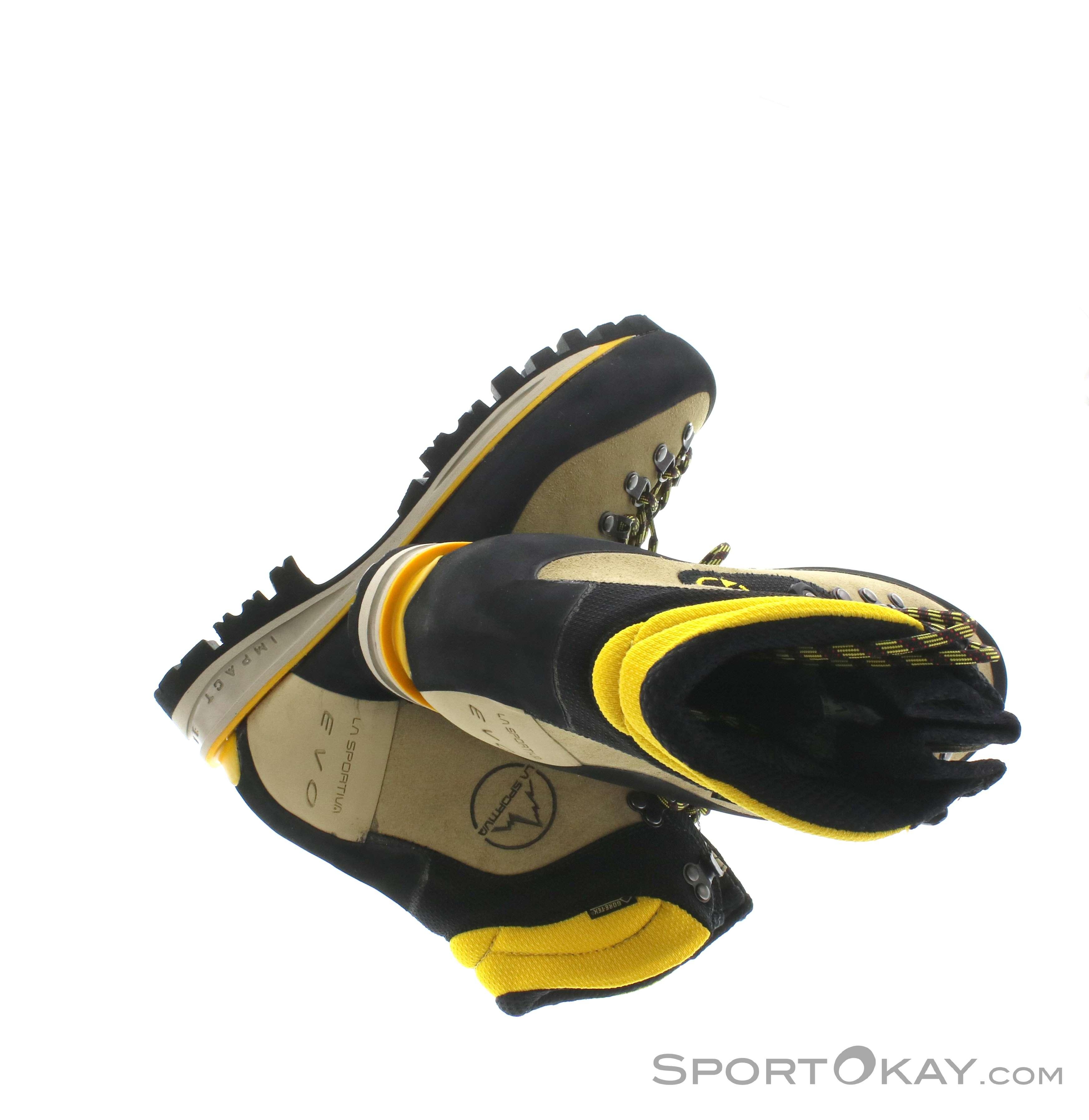 La Sportiva Nepal Trek EVO Scarpe da Montagna Gore-Tex - Scarpe da ... 75c95920366