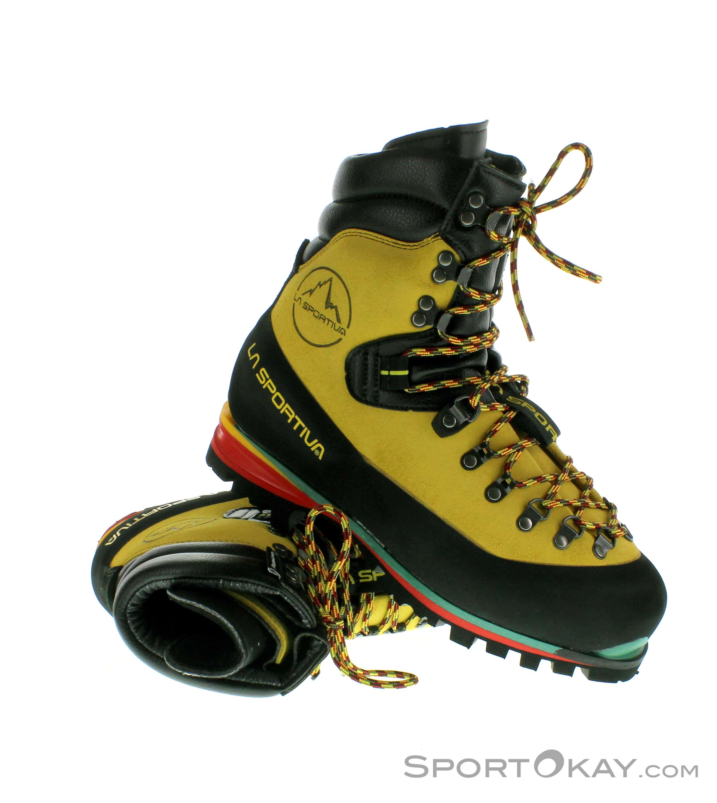 b3d2590665b7fa La Sportiva Nepal Extreme Mens Mountaineering Boots - Mountaineering ...