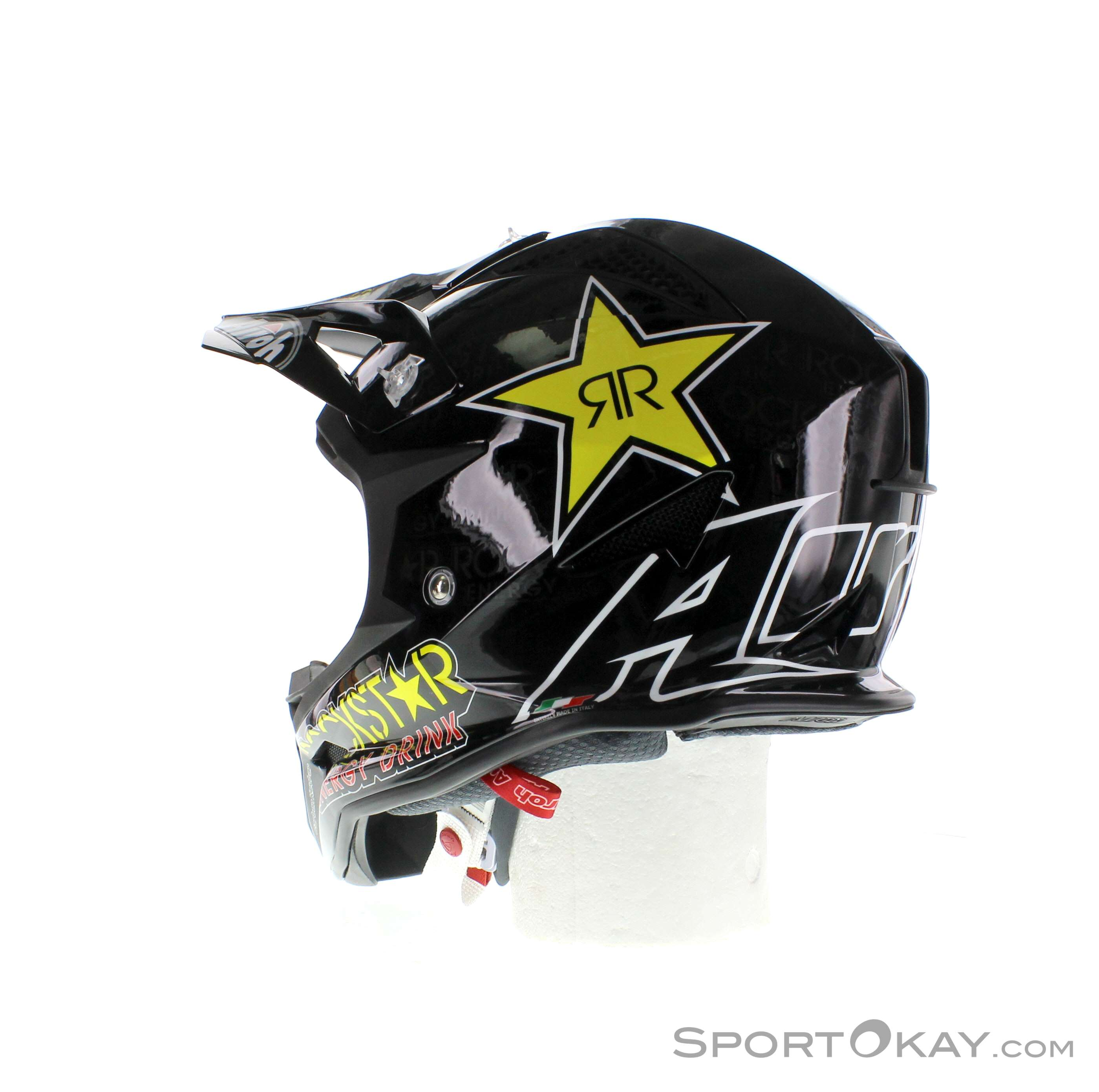 airoh fighters rockstar downhill helm downhill. Black Bedroom Furniture Sets. Home Design Ideas
