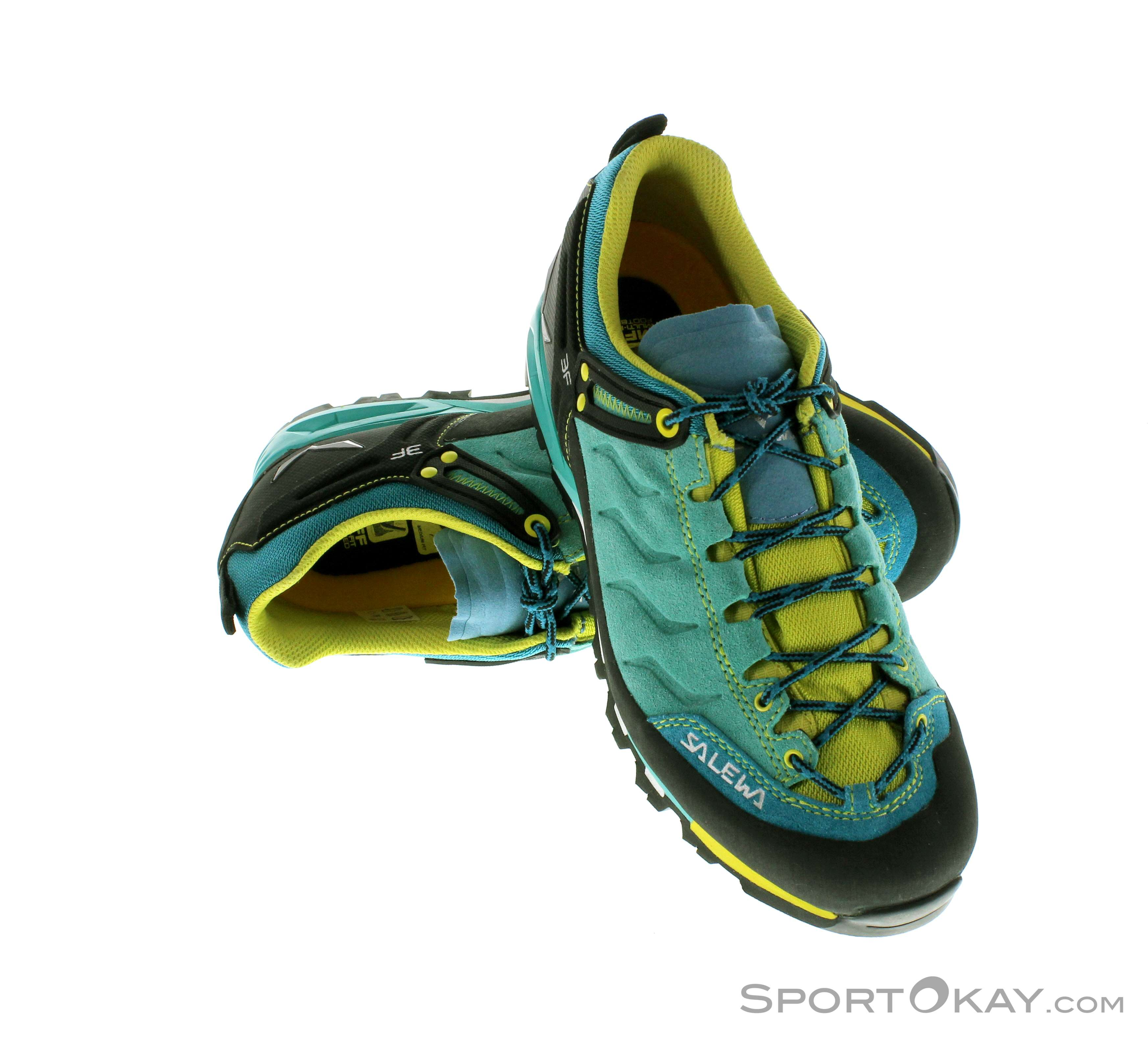 salewa mtn trainer damen trekkingschuhe trekkingschuhe. Black Bedroom Furniture Sets. Home Design Ideas