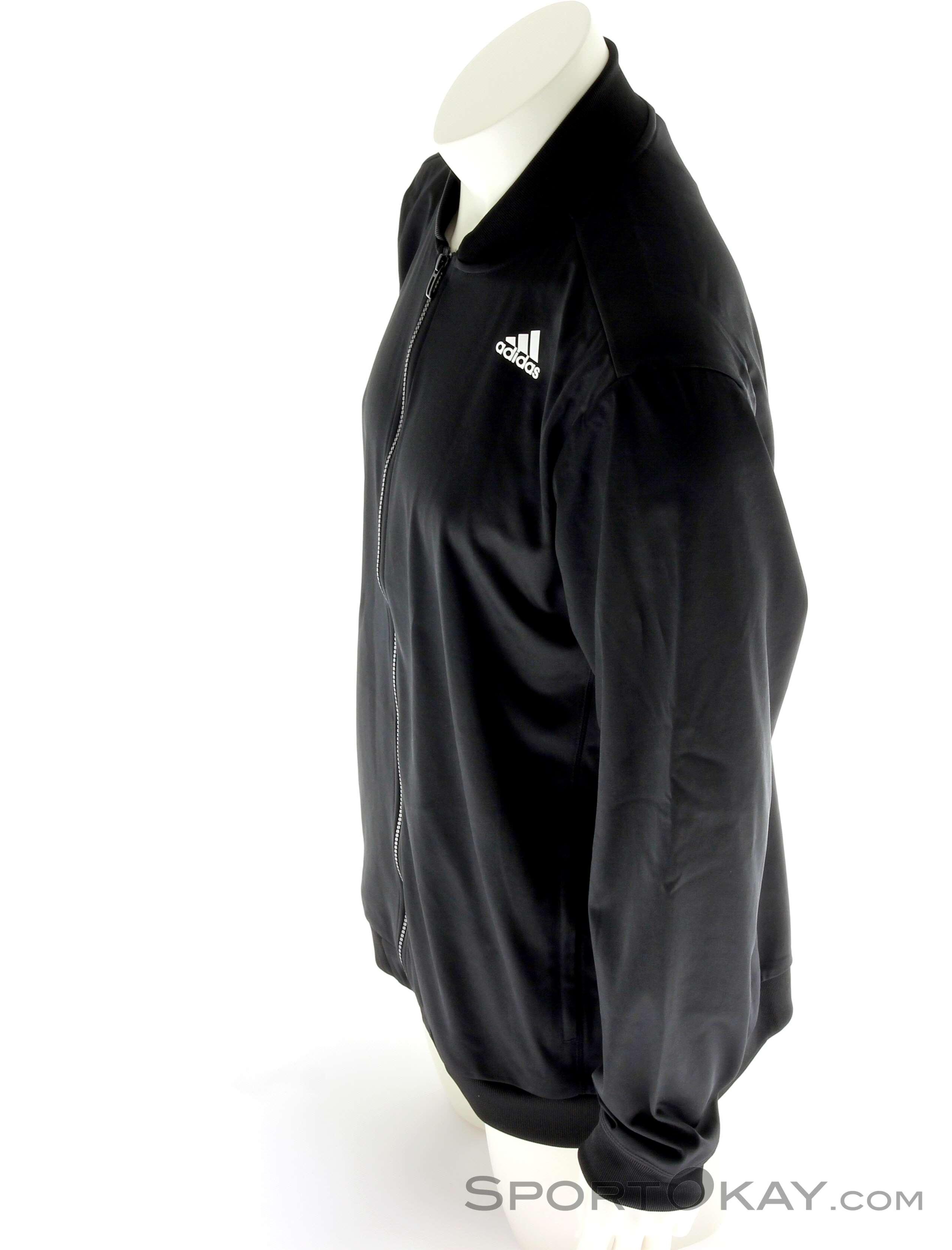 adidas essential knitted herren trainingsanzug jogger. Black Bedroom Furniture Sets. Home Design Ideas
