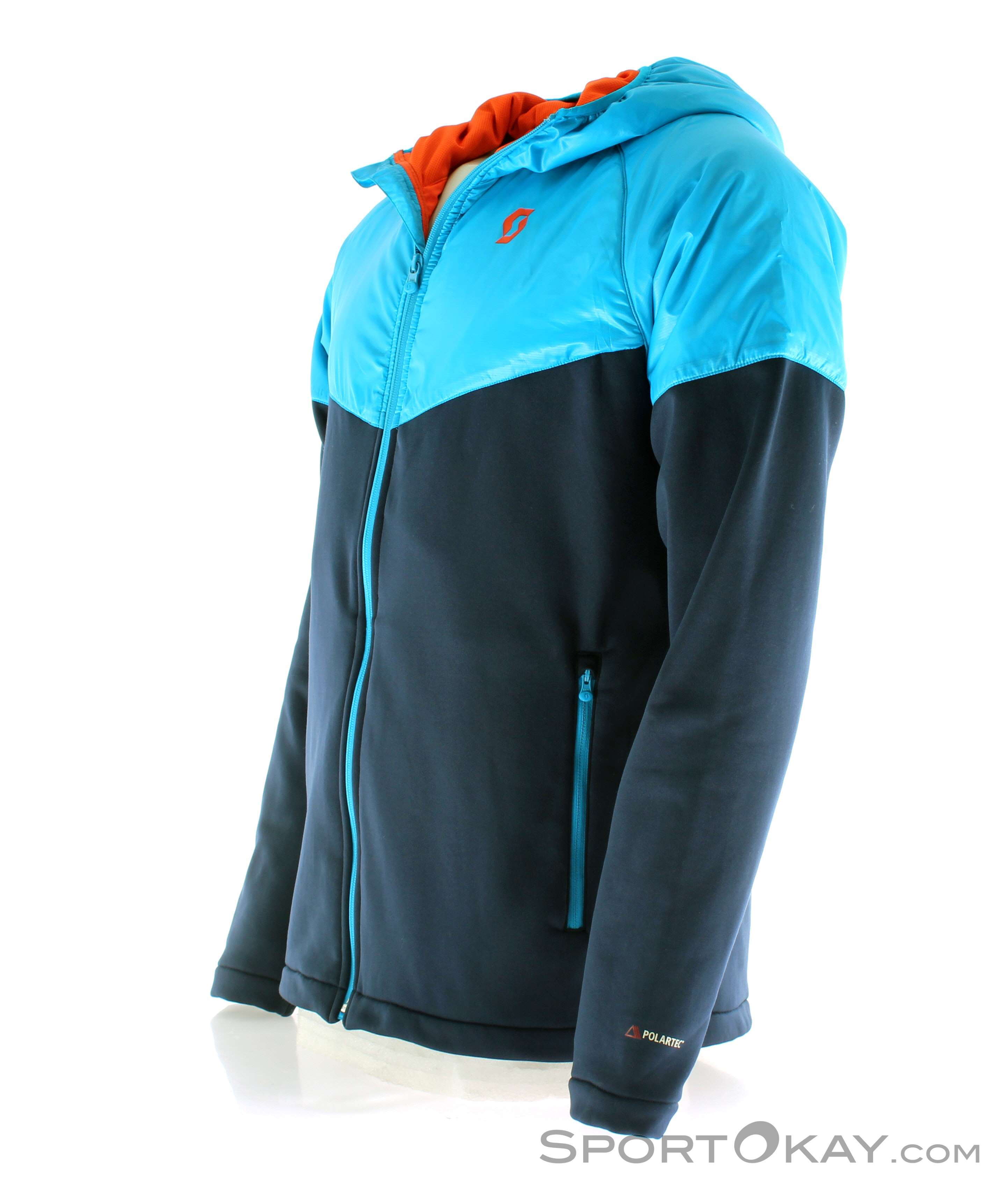 scott insuloft plus jacket herren tourensweater. Black Bedroom Furniture Sets. Home Design Ideas