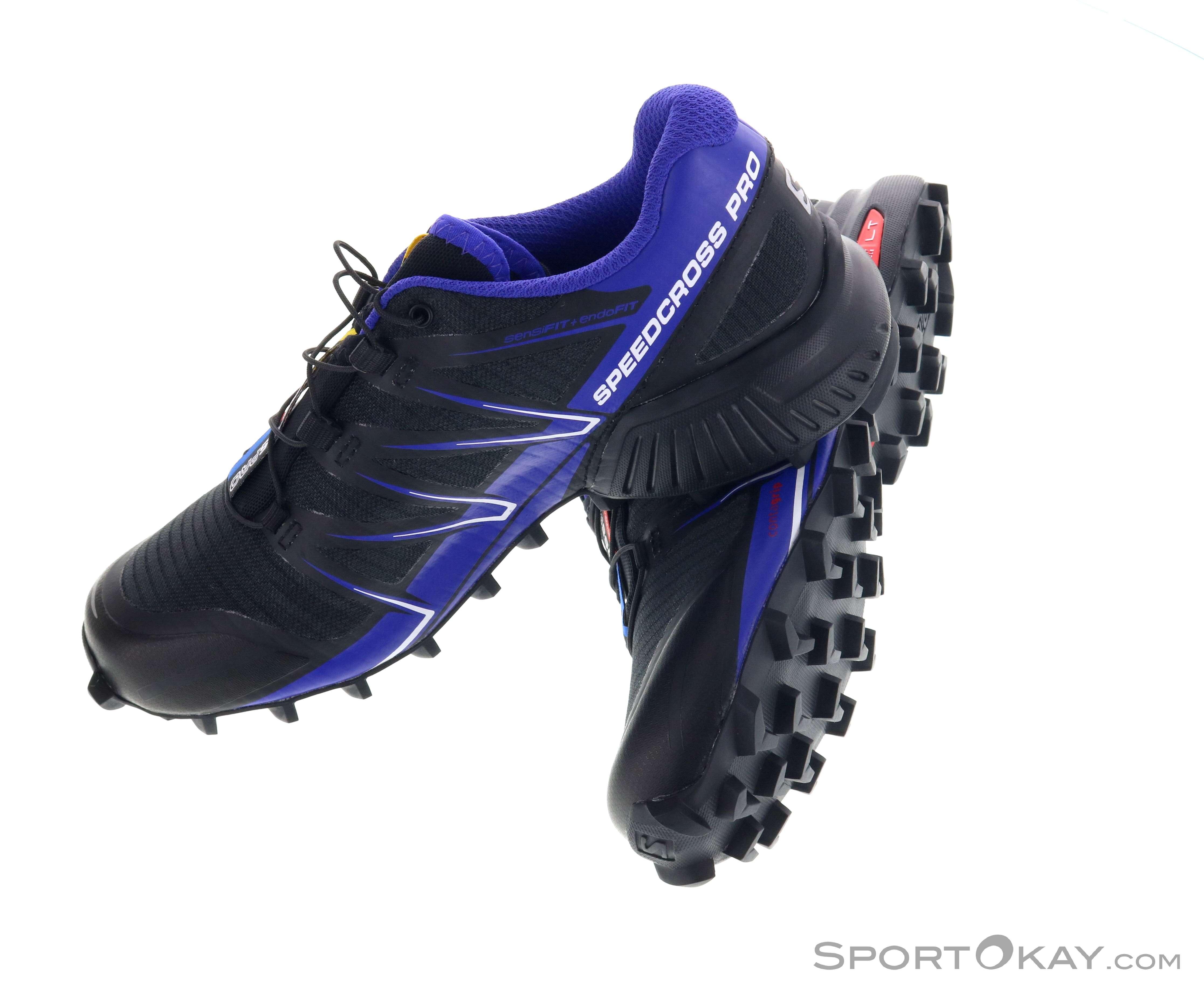 meilleures baskets 9acbc 81066 Salomon Salomon Speedcross 3 Pro Womens Trail Running Shoes