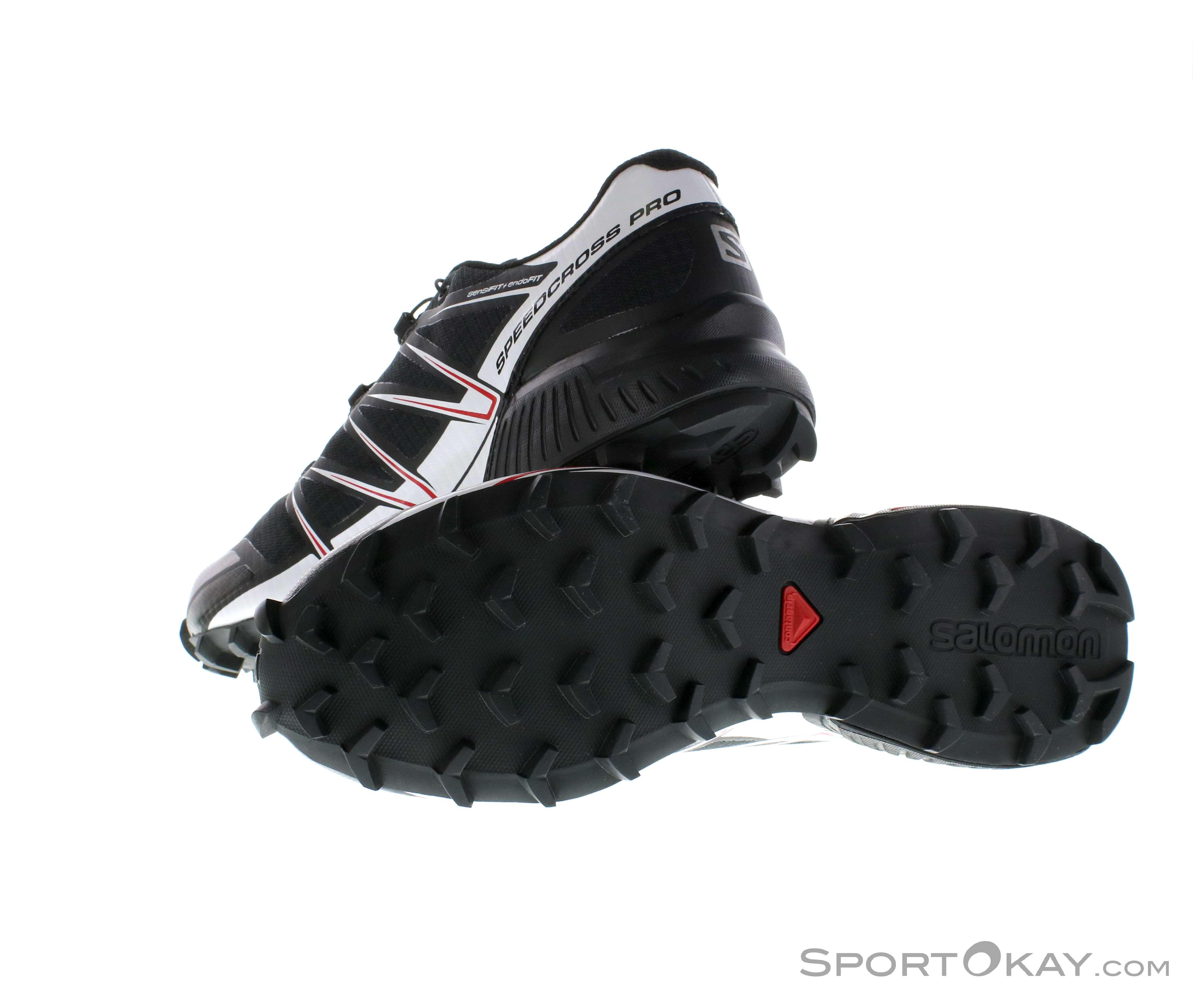 3 Salomon Pro Trail Running Uomo Da Scarpe Speedcross MpUVzqS