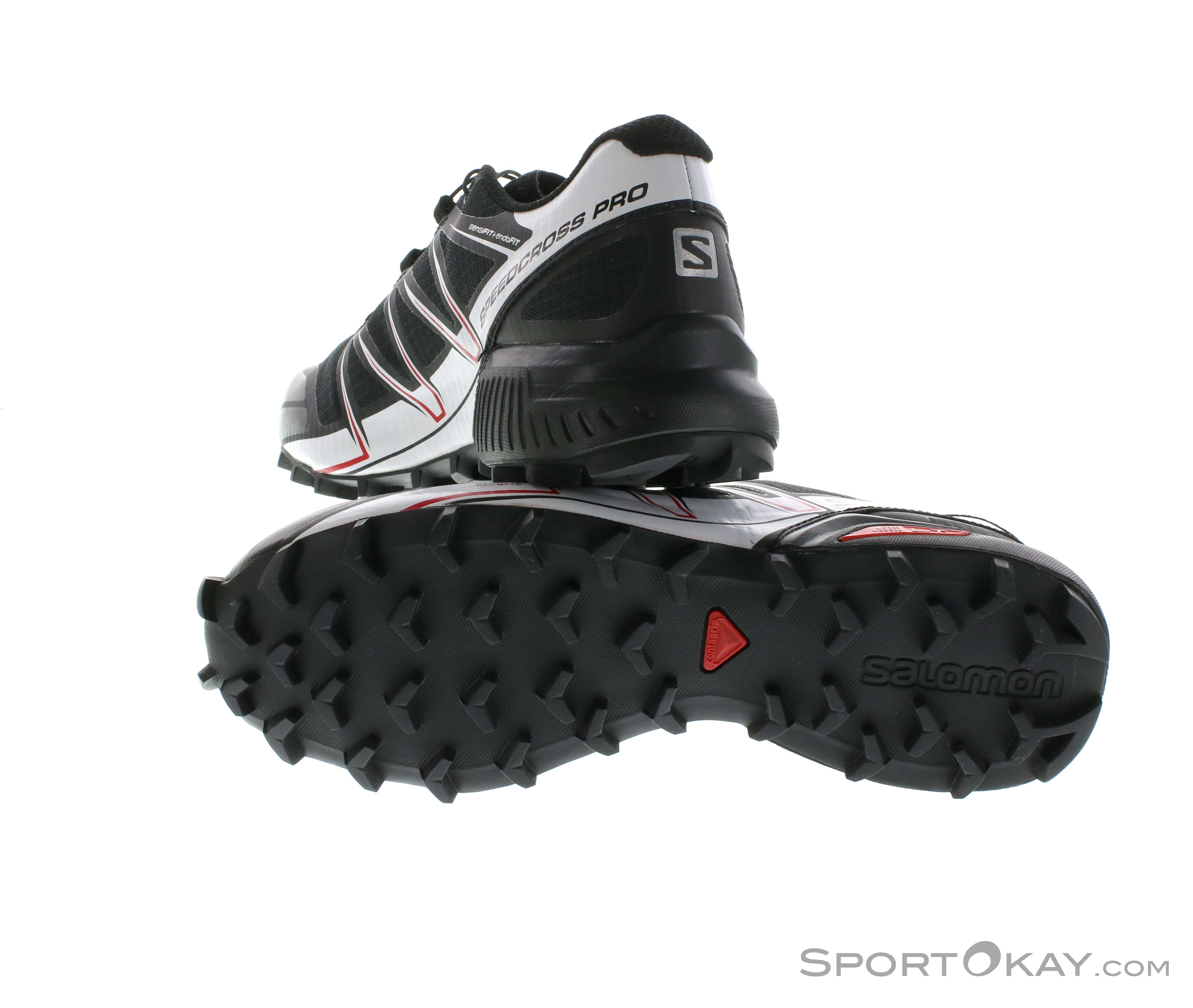 e905fc1decb Salomon Salomon Speedcross 3 Pro Mens Trail Running Shoes