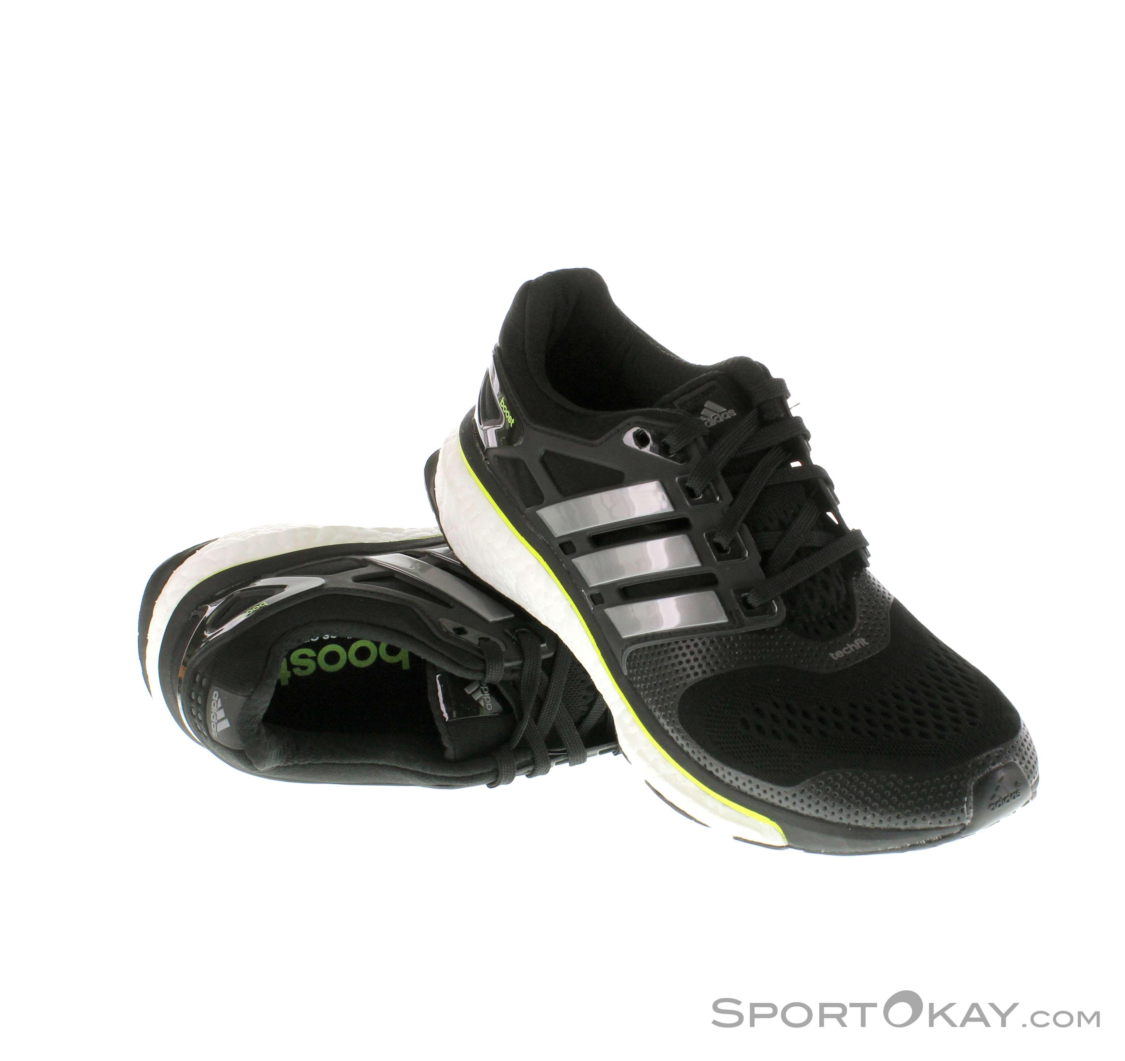 Damen adidas | RESPONSE BOOST 2 Laufschuhe Damen | schwarz