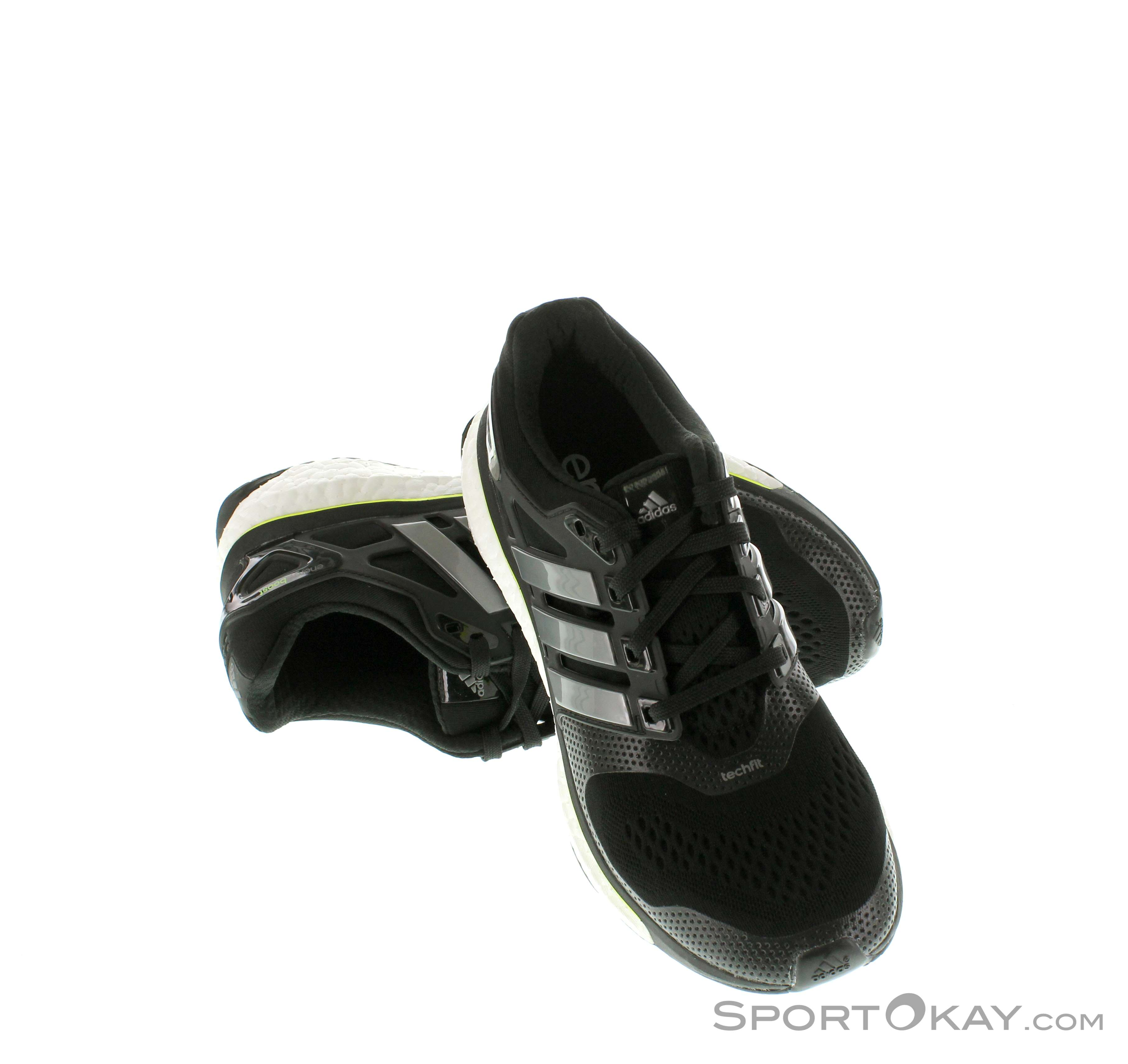 check out 4bb99 d348d adidas Energy Boost 2 ESM Womens Running Shoes, adidas, Black, , Female,