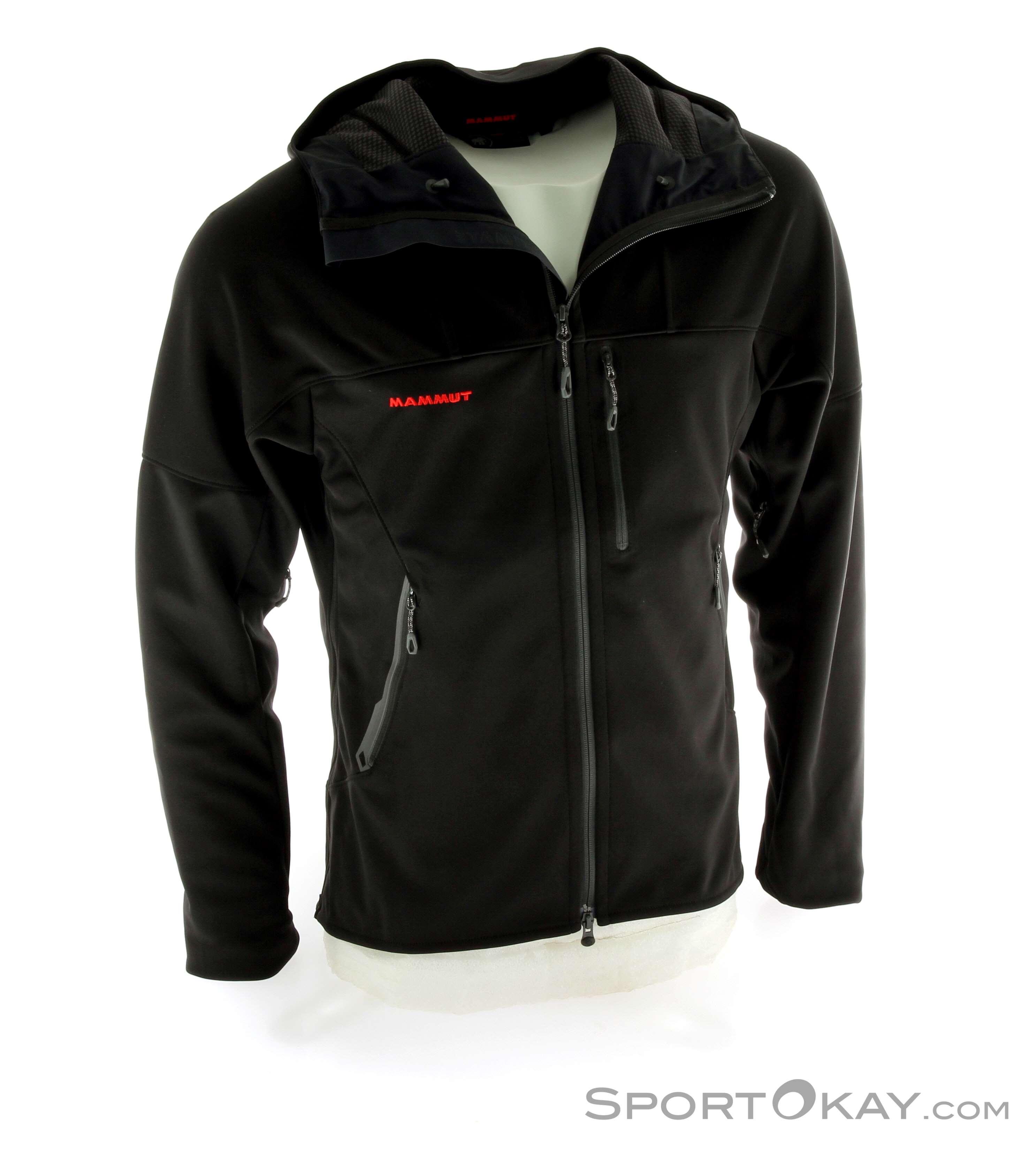 großer Rabatt 100% Qualitätsgarantie Trennschuhe Mammut Mammut Ultimate Hoody Softshell Mens Outdoor Jacket