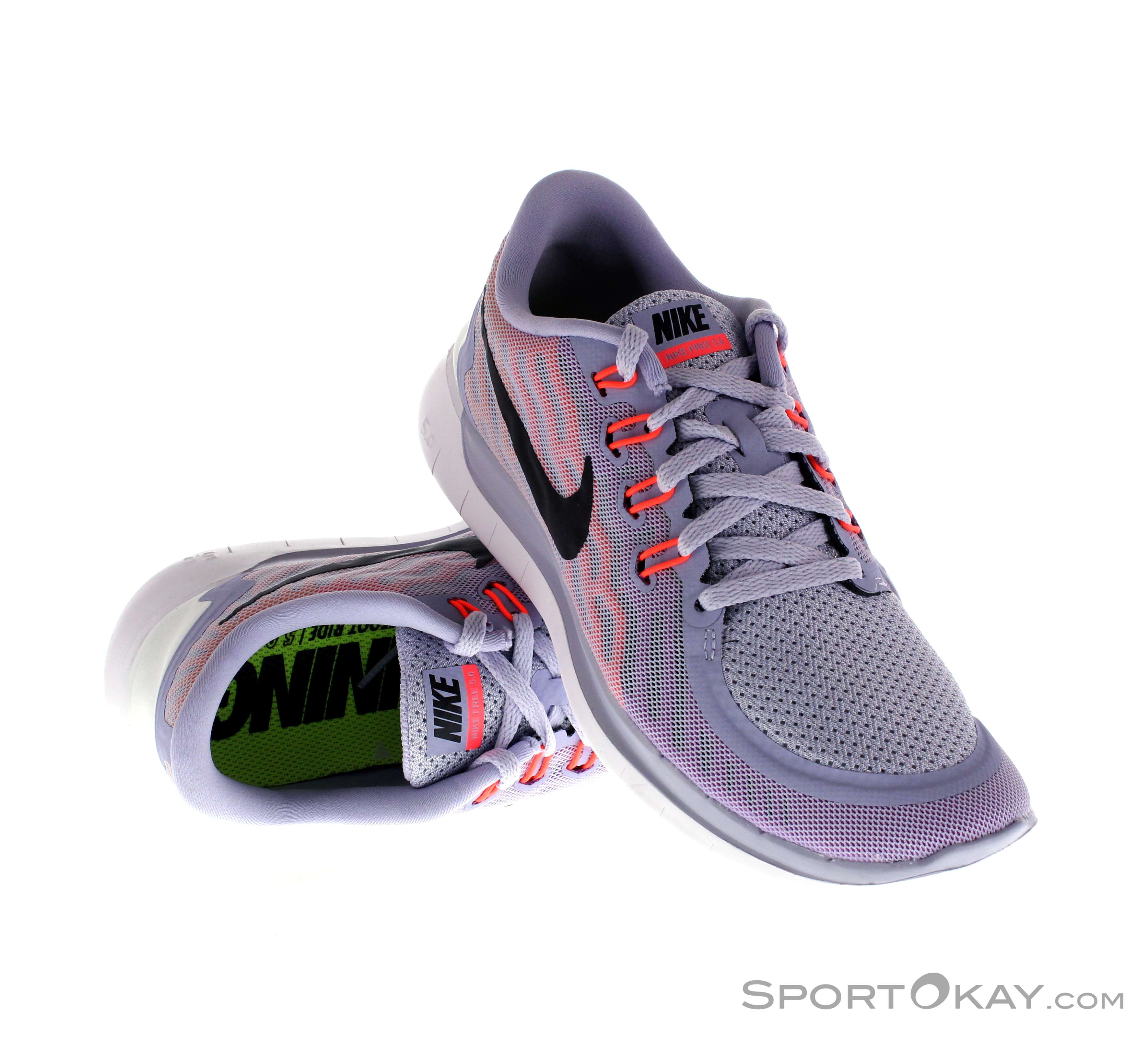 Nike Free 5.0 Damen Laufschuhe Allroundlaufschuhe