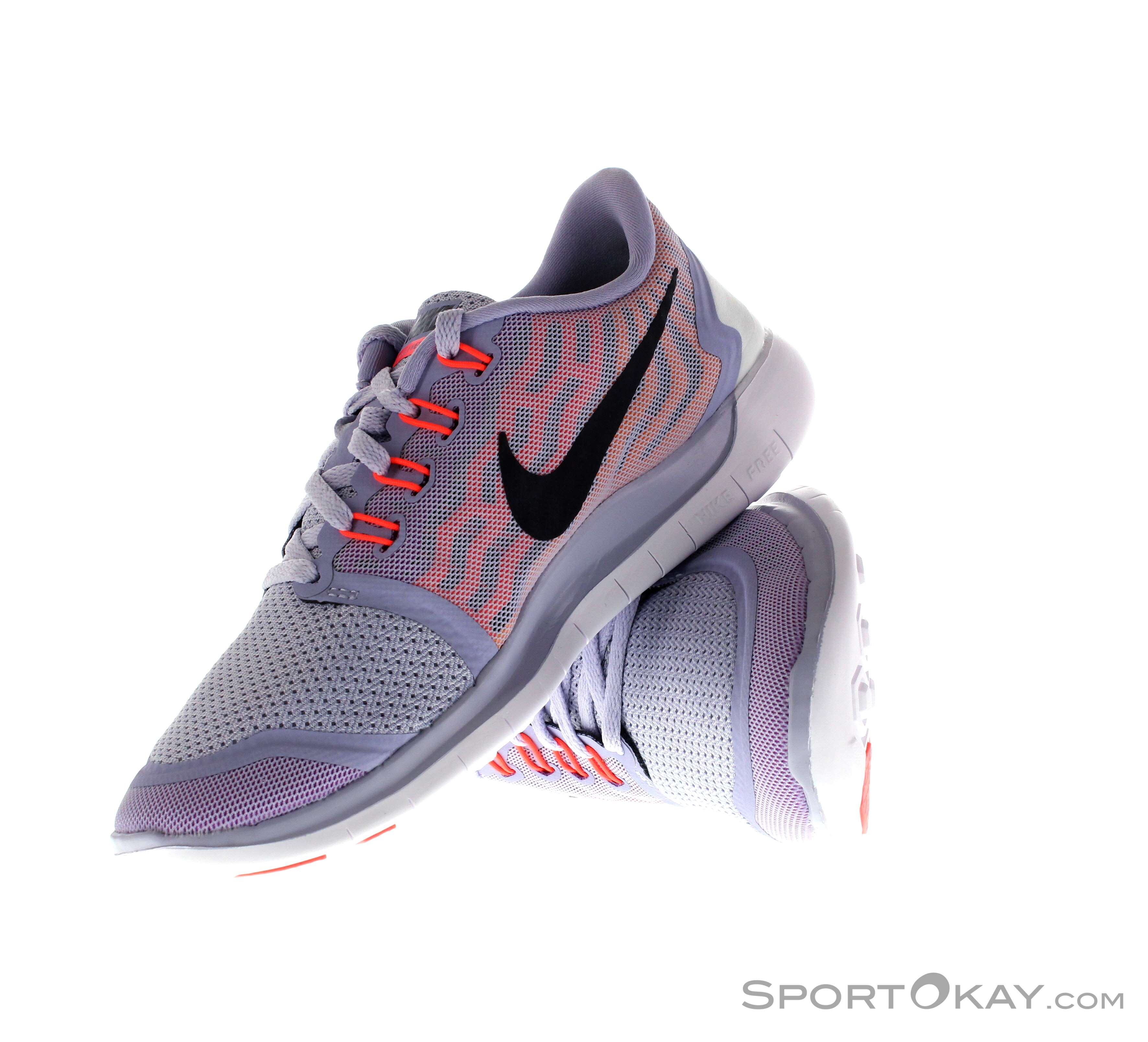 official photos c612f babf4 Nike Free 5.0 Womens Running Shoes, Nike, White, , Female, 0026-