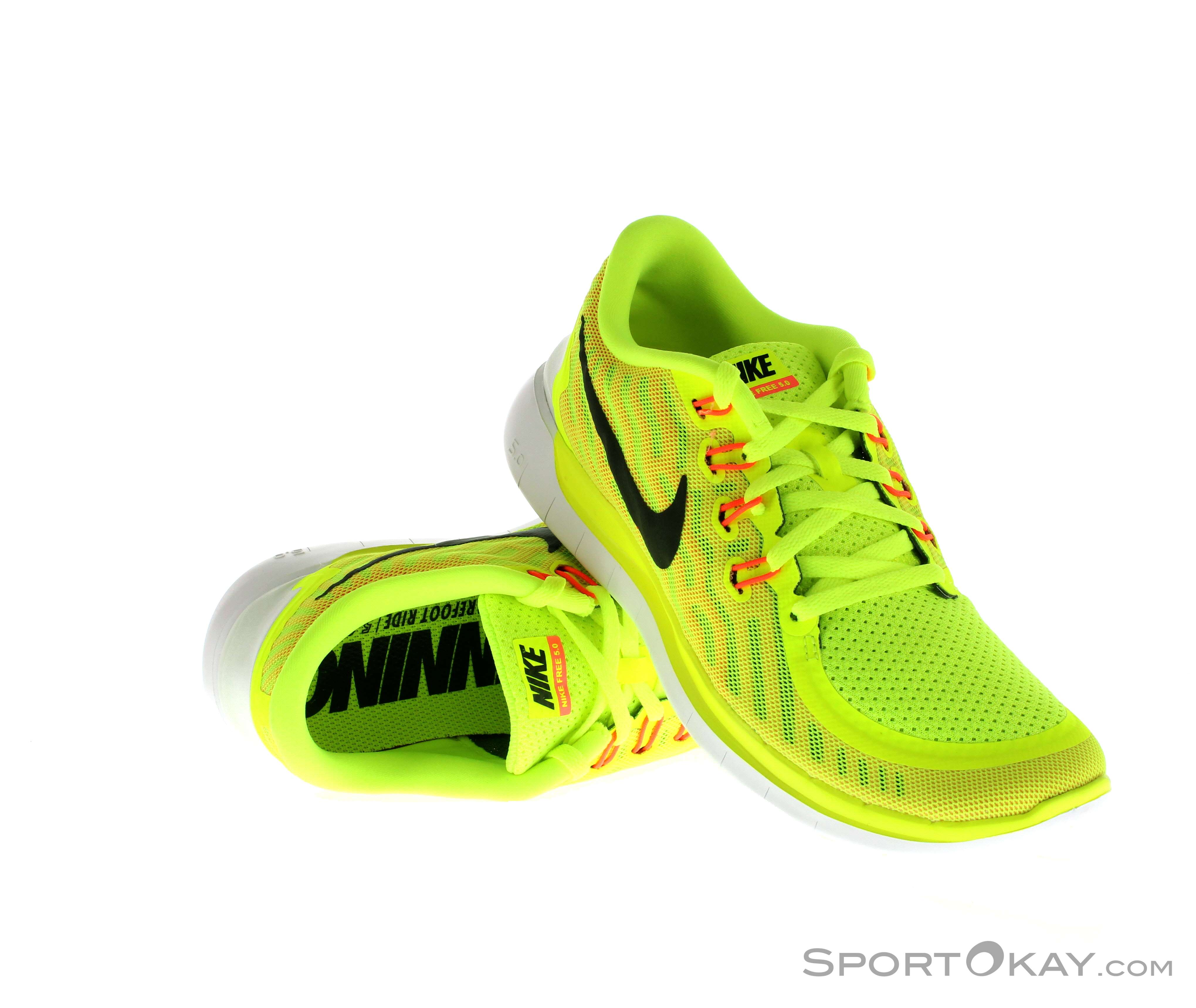 fca448ea9161 Nike Free 5.0 Womens Running Shoes - All-Round Running Shoes ...