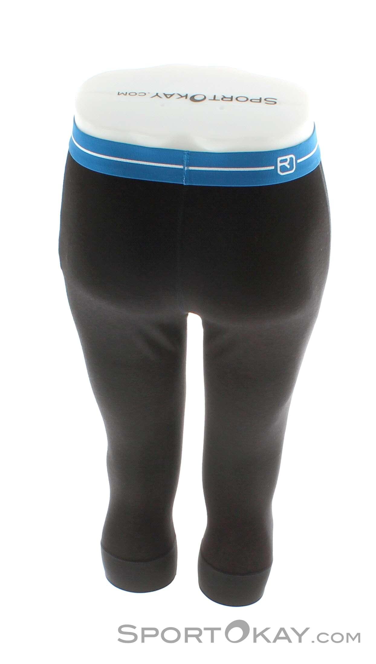 Ortovox Merino Supersoft Short Pants Herren Skiunterwäsche - Ski ... 3d9876f75