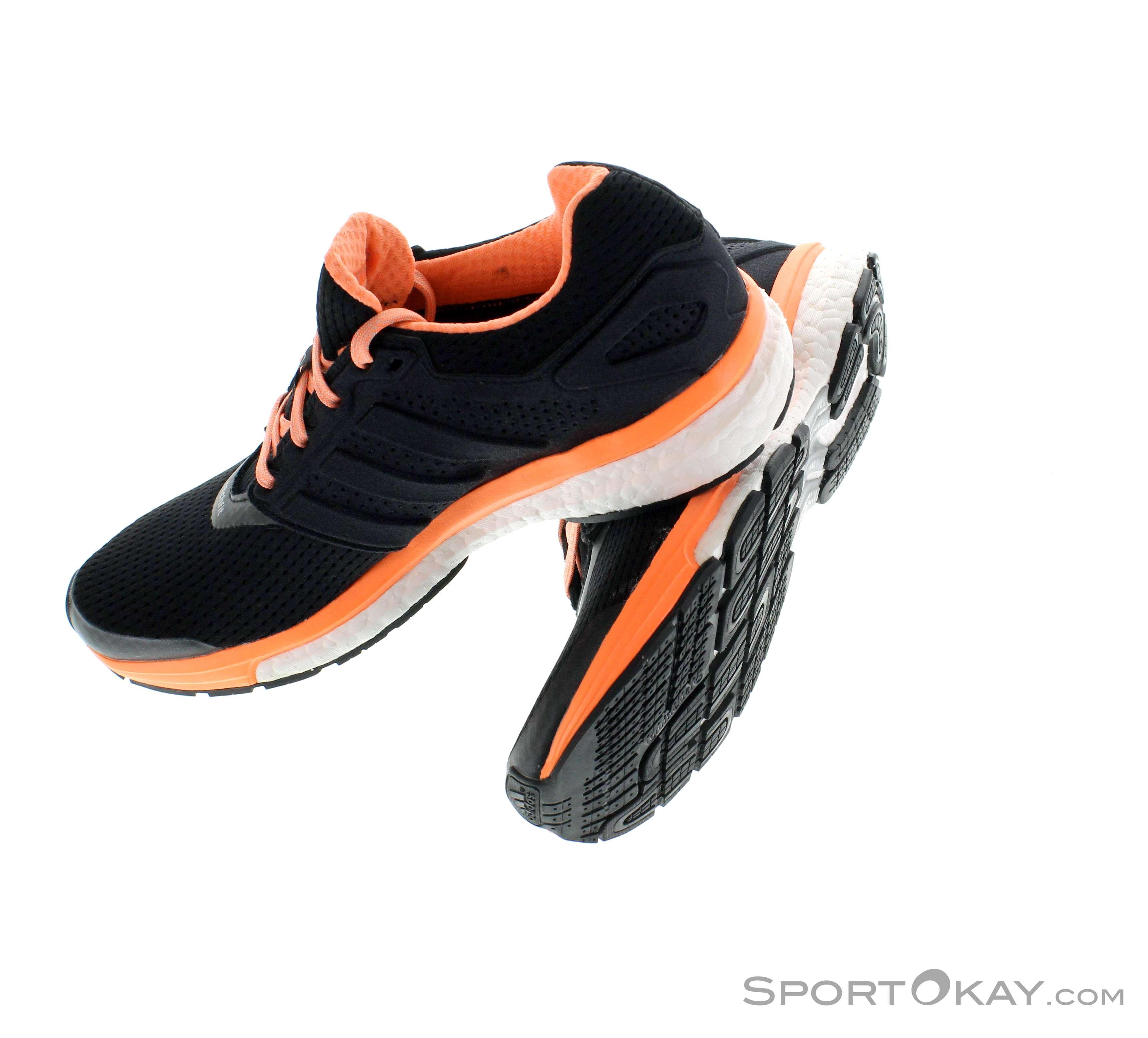 competitive price 144bb 924d4 adidas Supernova Glide 7 Donna Scarpe da Corsa, adidas, Nero, , Donna,