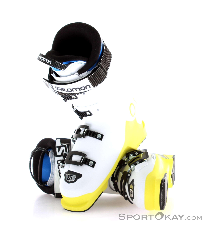 Salomon X Max LC 80 Kids Ski Boots Alpine Ski Boots Ski WOSqN