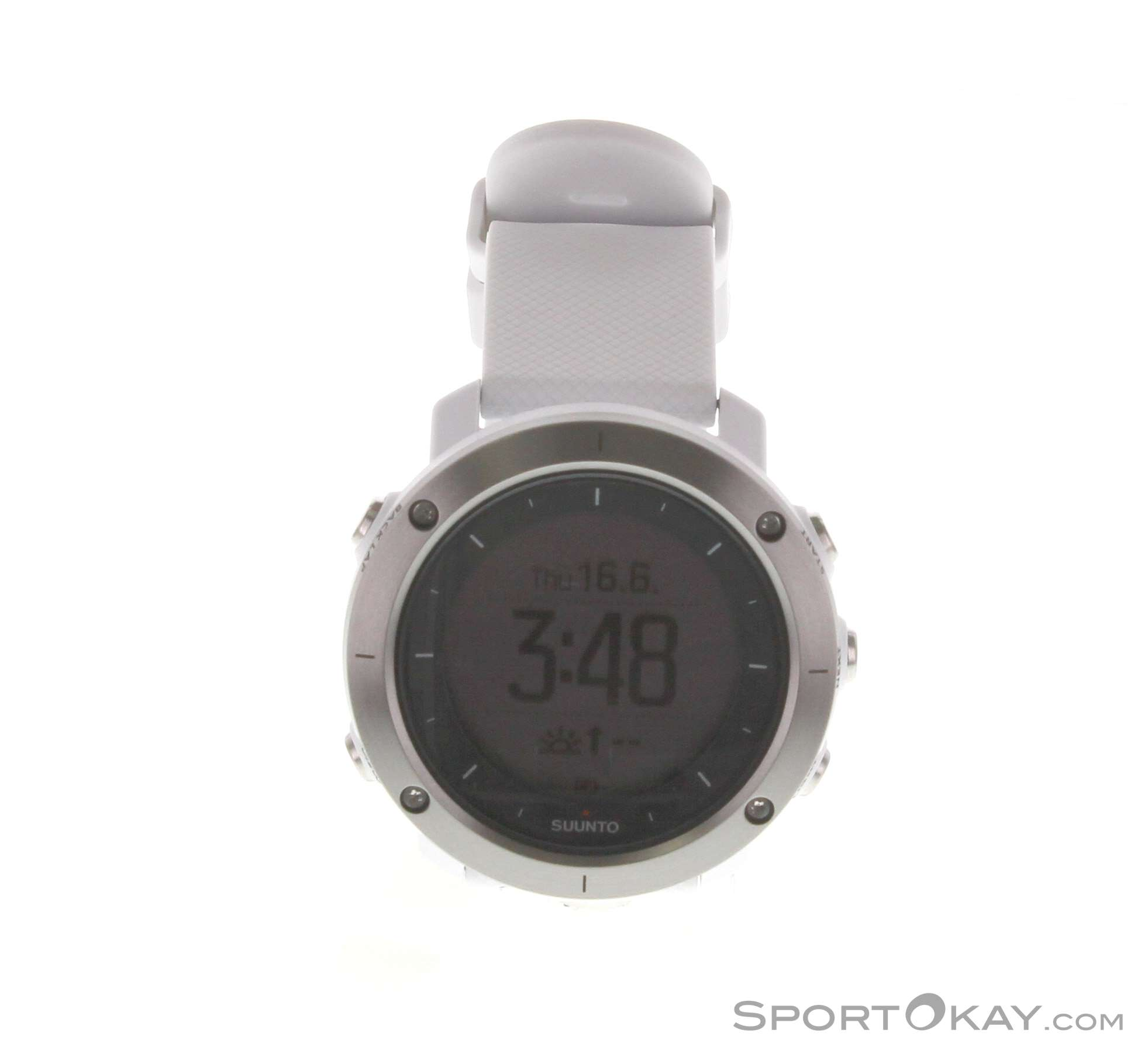 Suunto Traverse Outdoor Watch Running Heart Rate Watches Black With Gps Glonass White Male 0029 10065