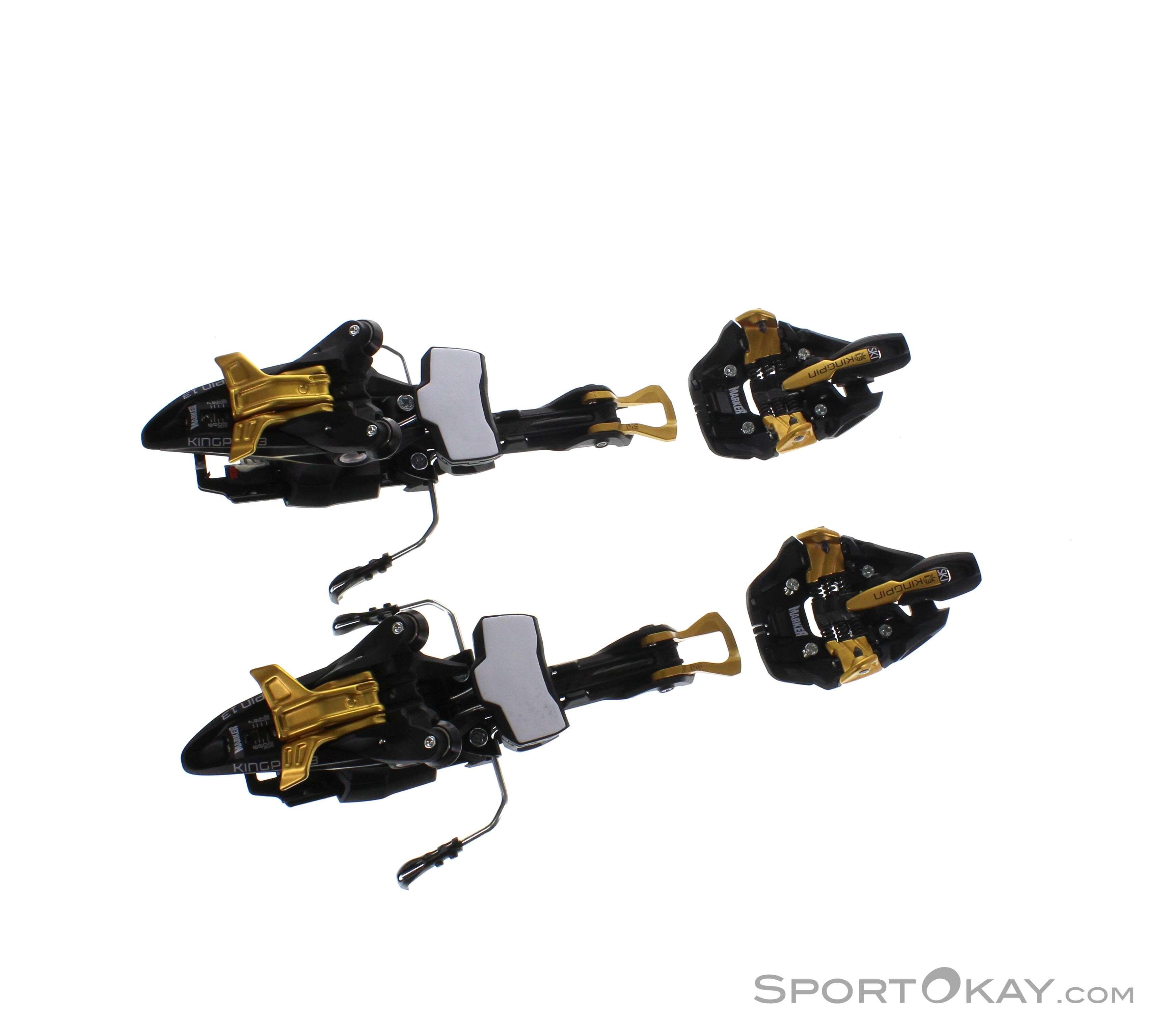 Marker Kingpin 13 100-125mm Ski Touring Bindings - Ski   Freeride ... e61ff63787
