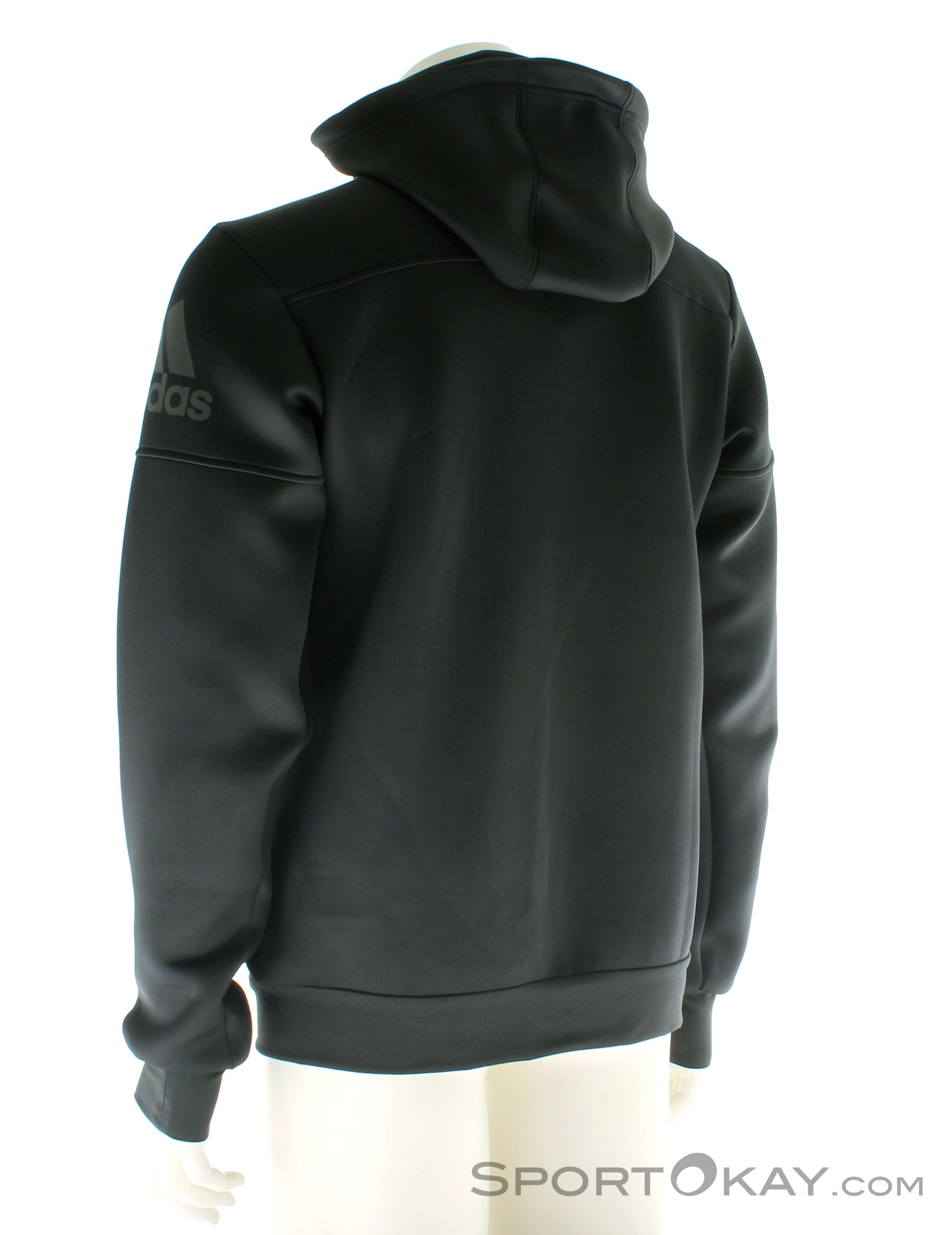 adidas daybreaker hoodie herren sweater oberbekleidung fitnessbekleidung fitness alle. Black Bedroom Furniture Sets. Home Design Ideas