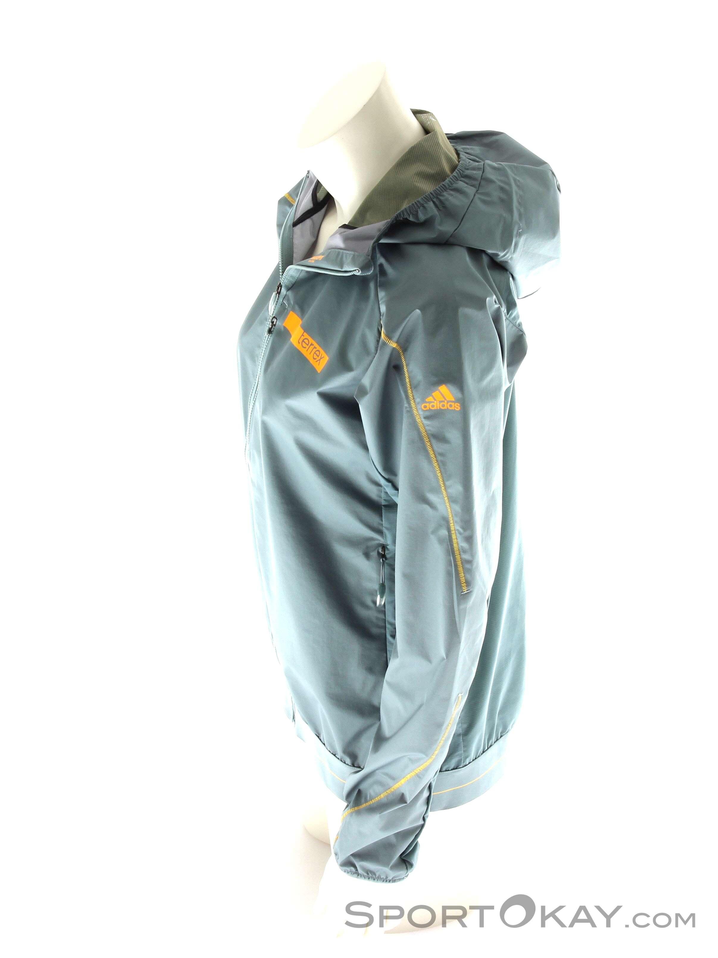 adidas adidas TX Agravic Hybrid Softshell Jacket Damen Outdoorjacke