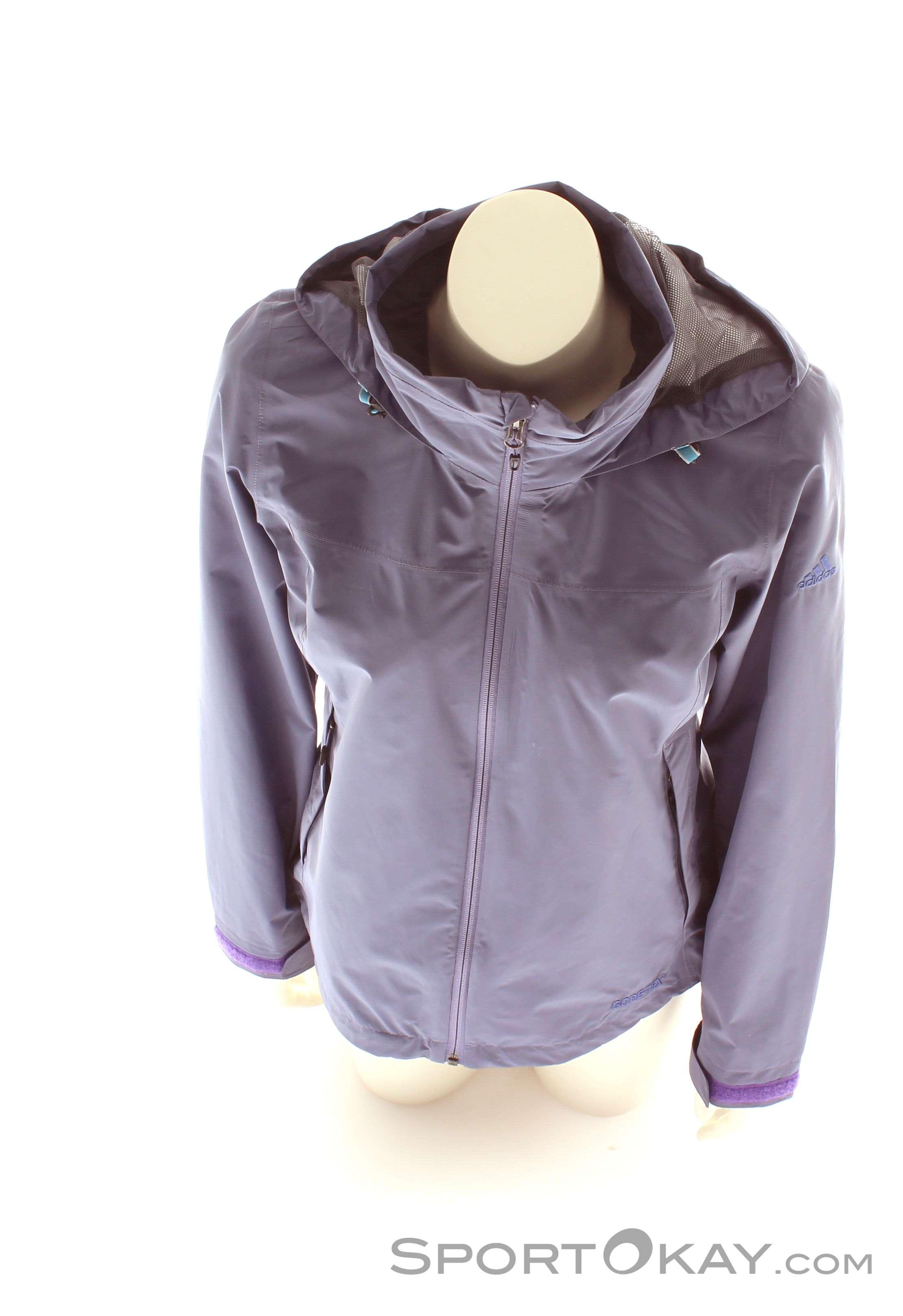 adidas adidas GTX Wandertag Womens Outdoor Jacket Gore Tex