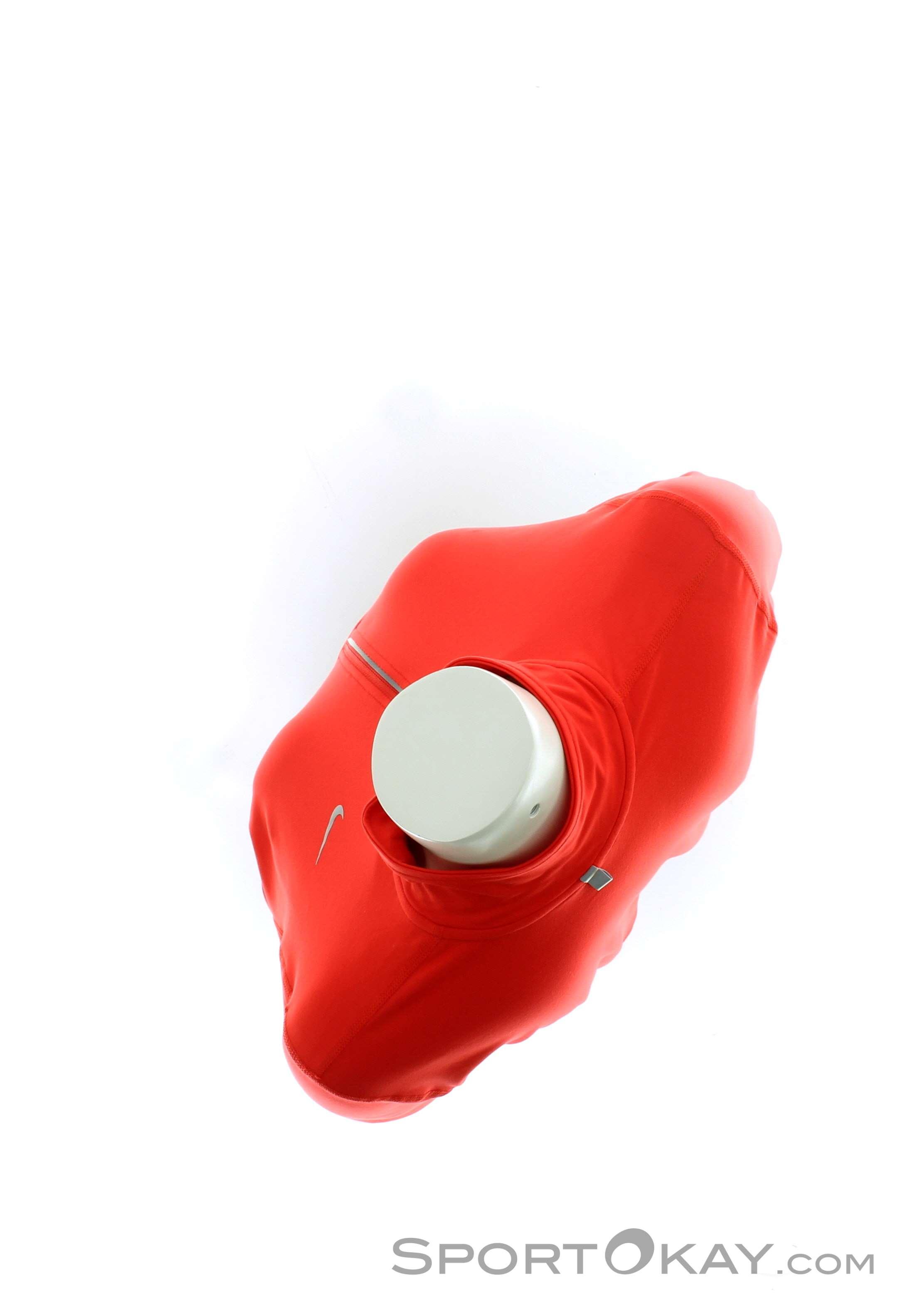 a2906b8765 Nike Element Half Zip Womens Running Shirt, Nike, Red, , Female, 0026
