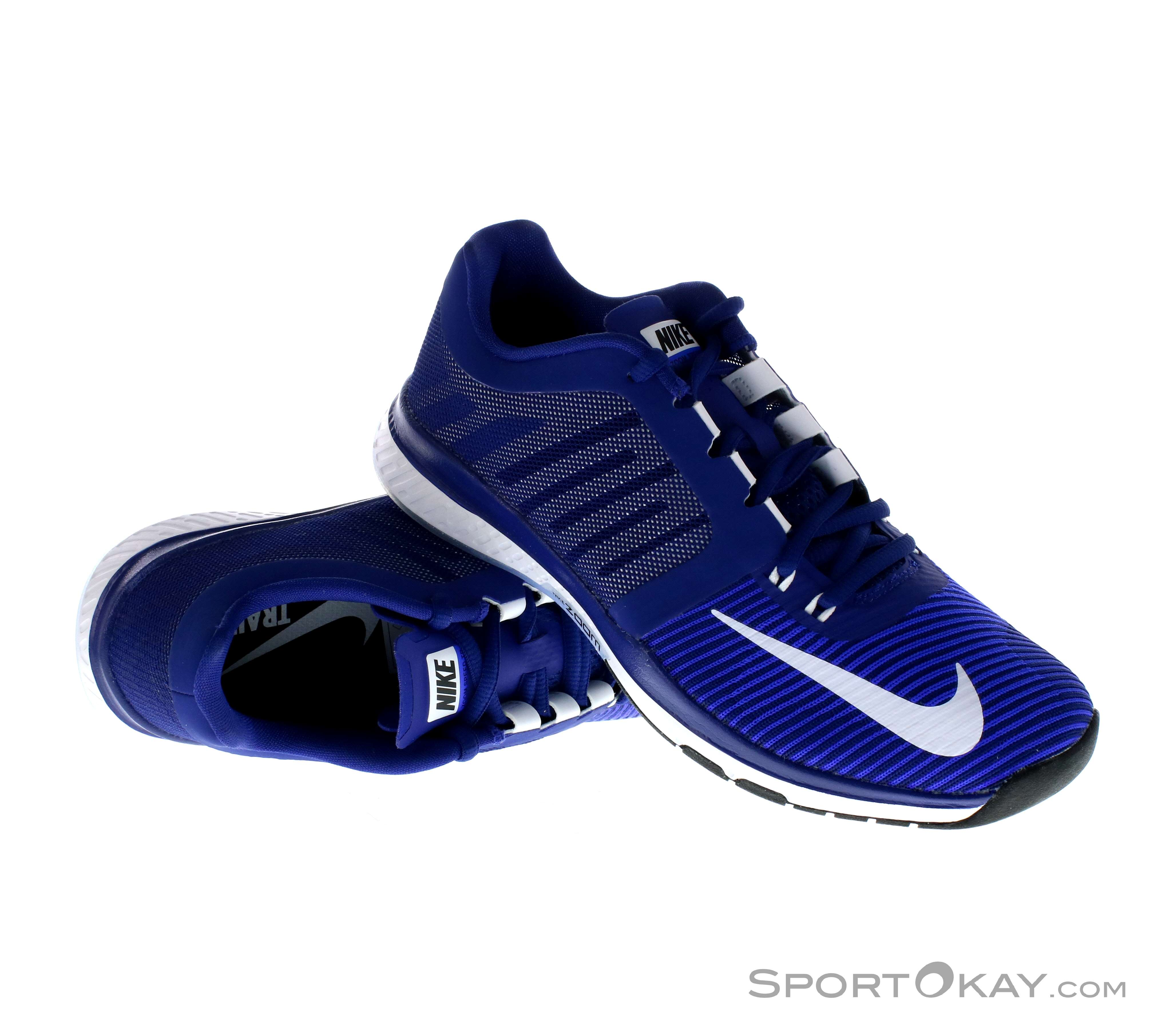best service ec1a6 c9994 Nike Zoom Speed TR Mens Fitness Shoes, Nike, Blue, , Male, 0026