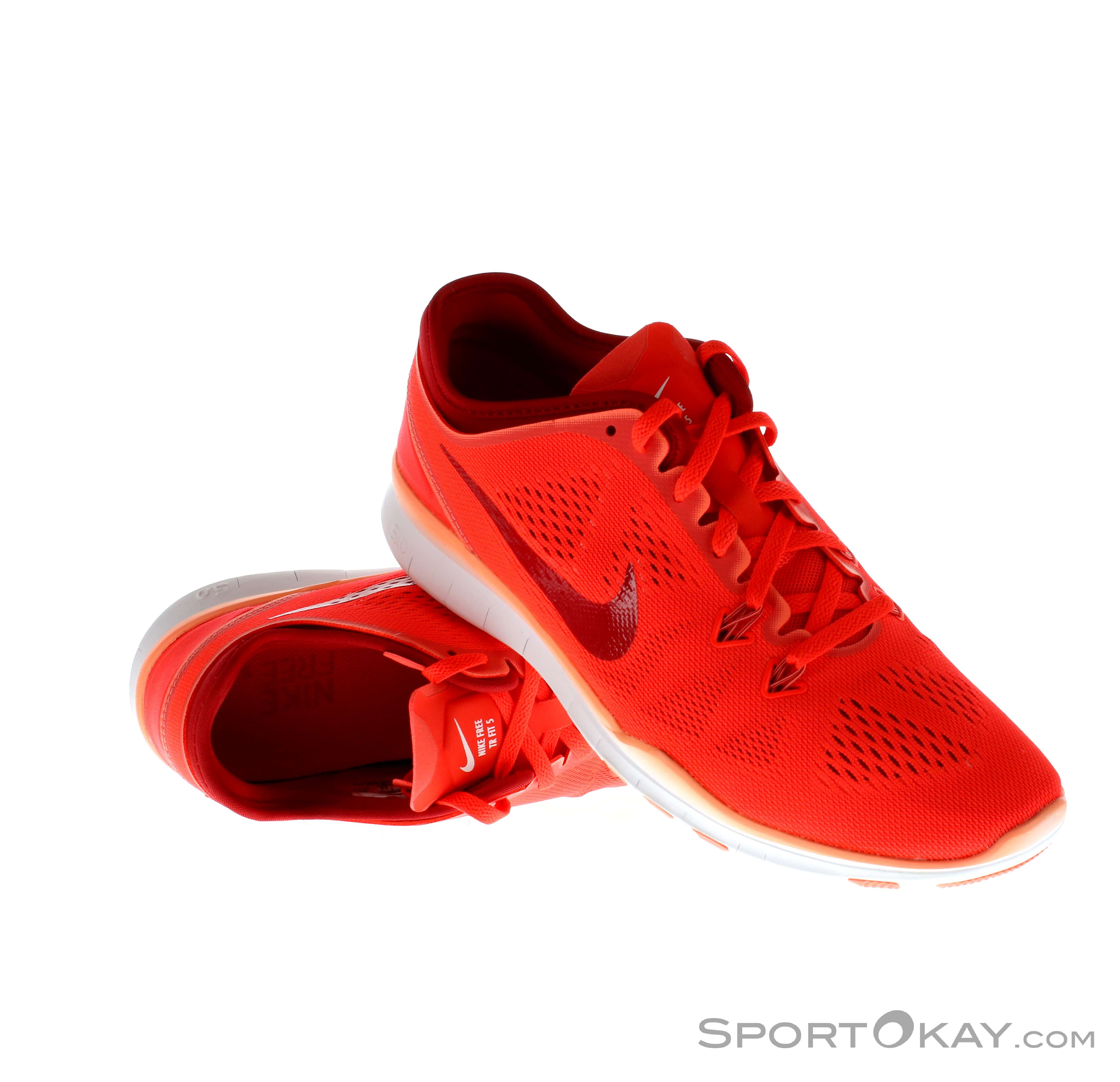 new products 5c749 dedae Nike Nike Free 5.0 TR Fit 5 Womens Fitness Shoes