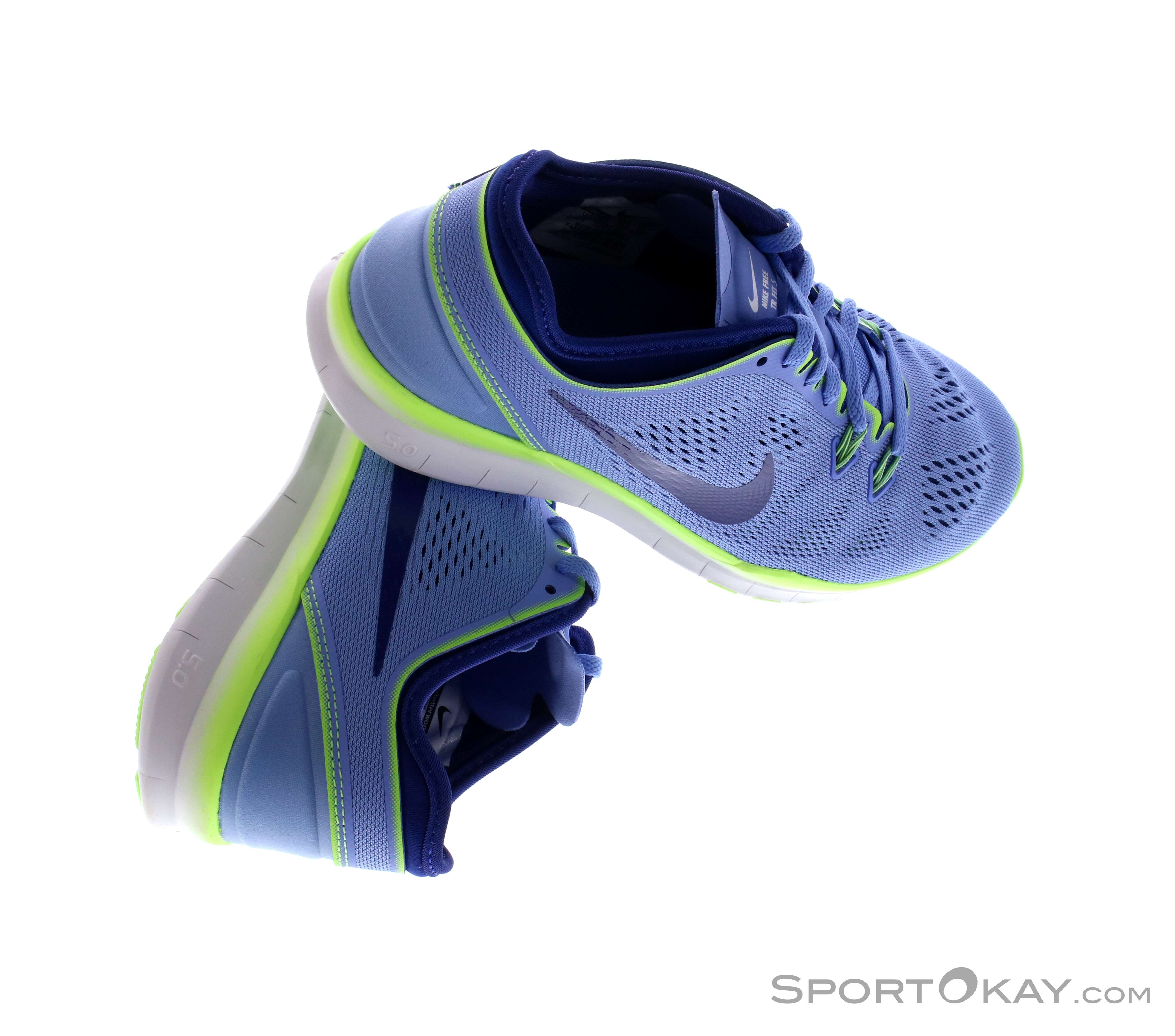 Nike Nike Free 5.0 TR Fit 5 Womens Fitness Shoes
