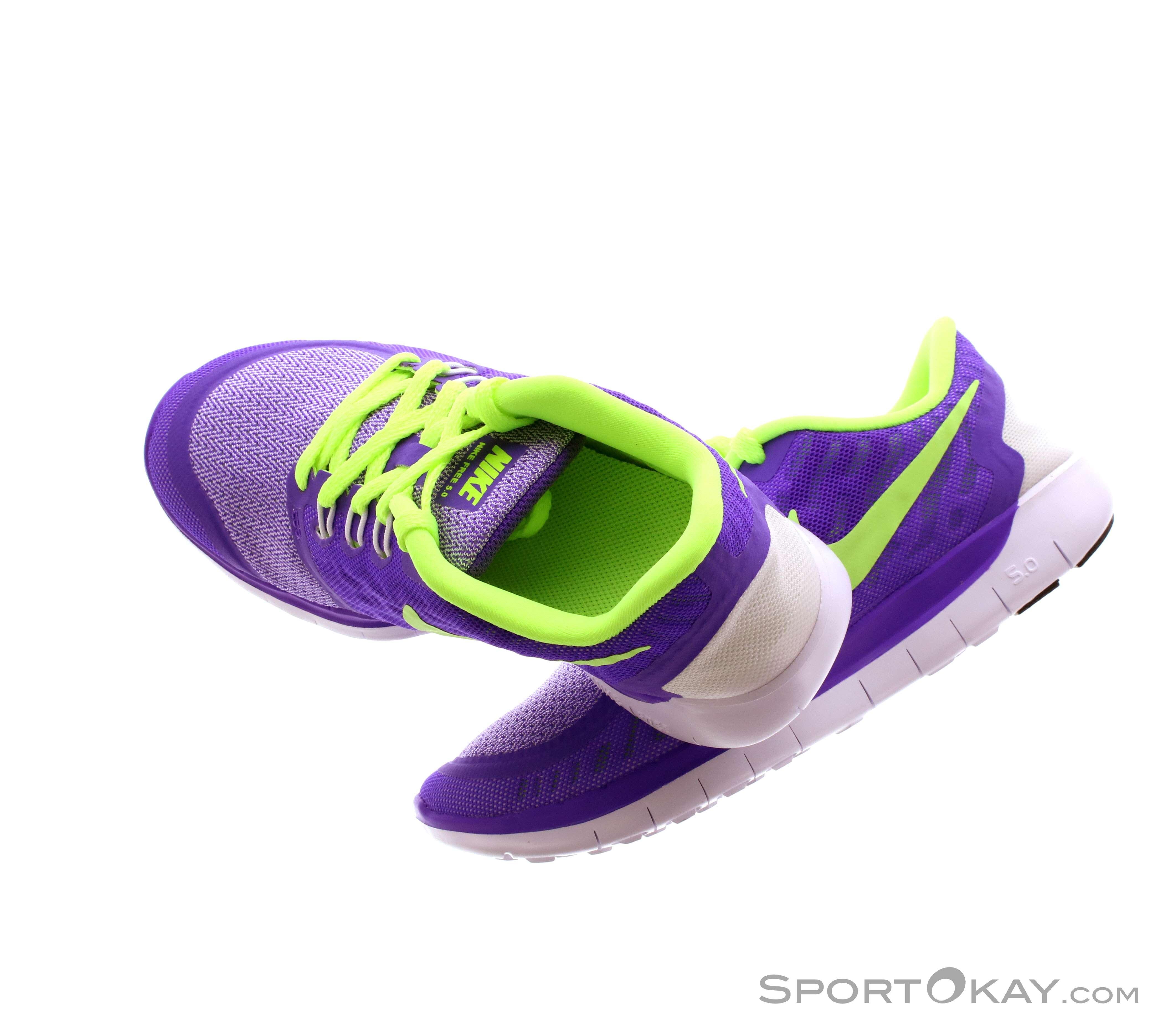 Nike Nike Free 5.0 GS Kinder Laufschuhe