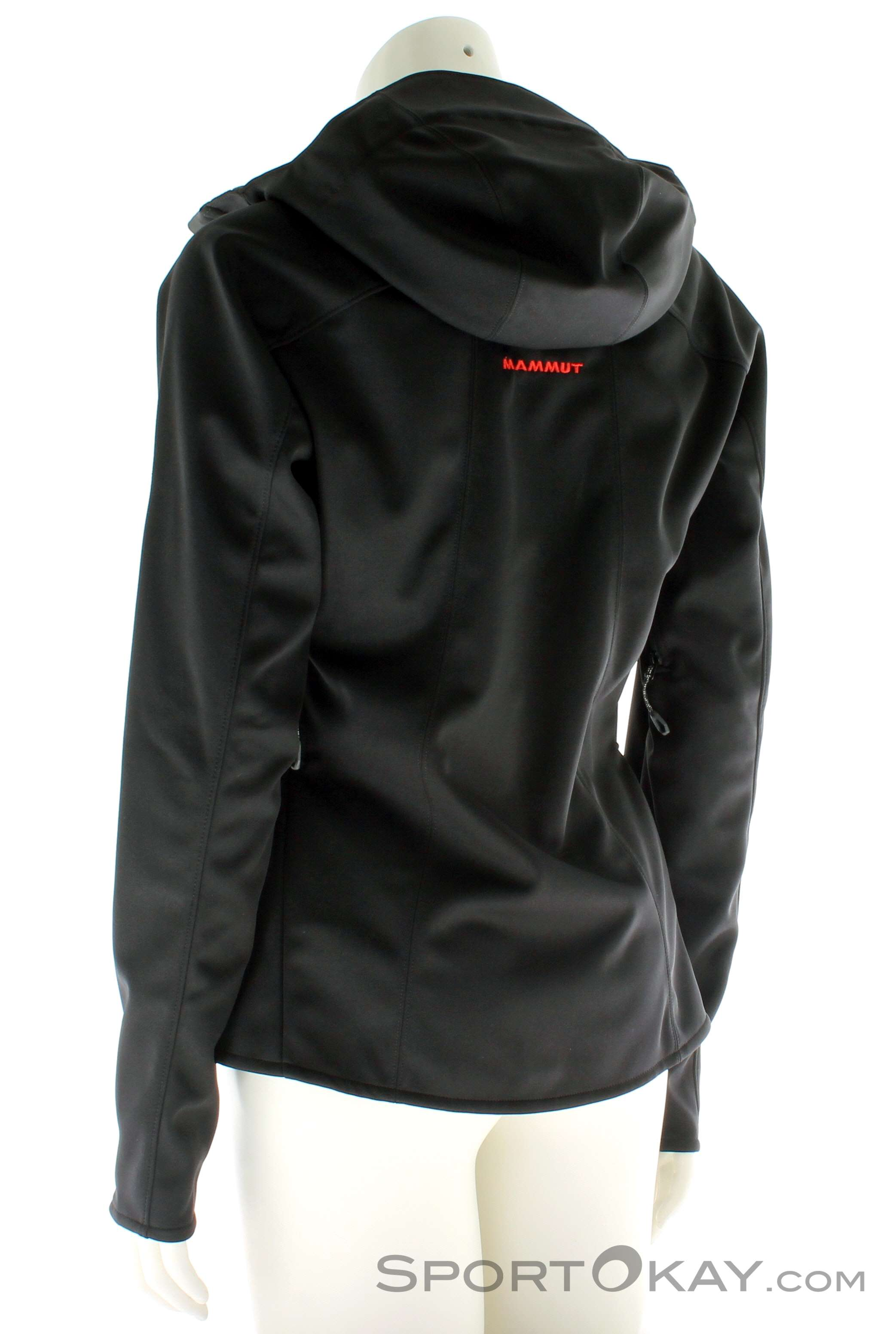 huge discount 97c9e a6d8a Mammut Mammut Ultimate Hoody Womens Softshell Outdoor Jacket