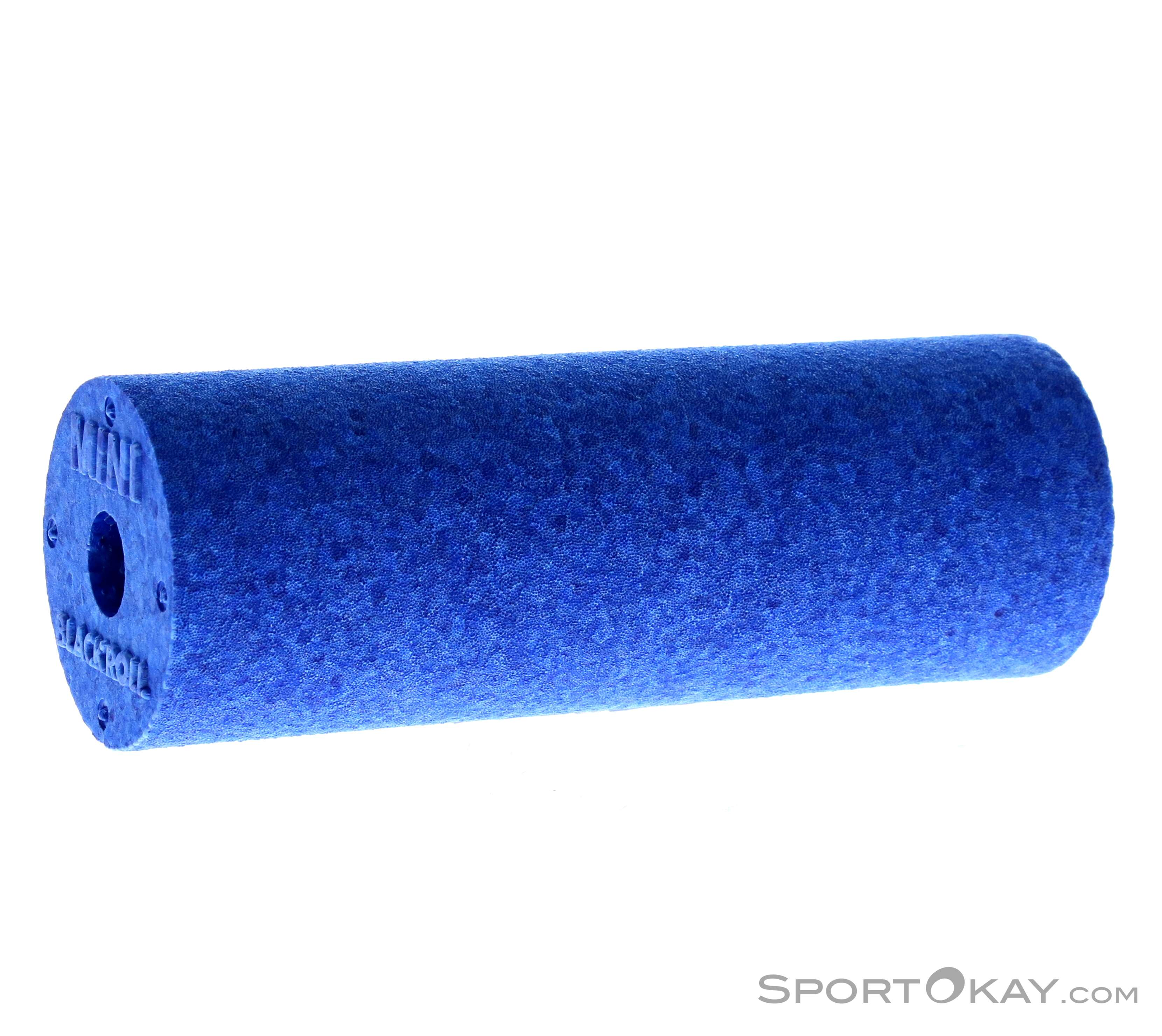 Blackroll Mini Faszienrolle, Blackroll, Blau, , , 0222-10014, 5637476868, 99999999, N1-01.jpg