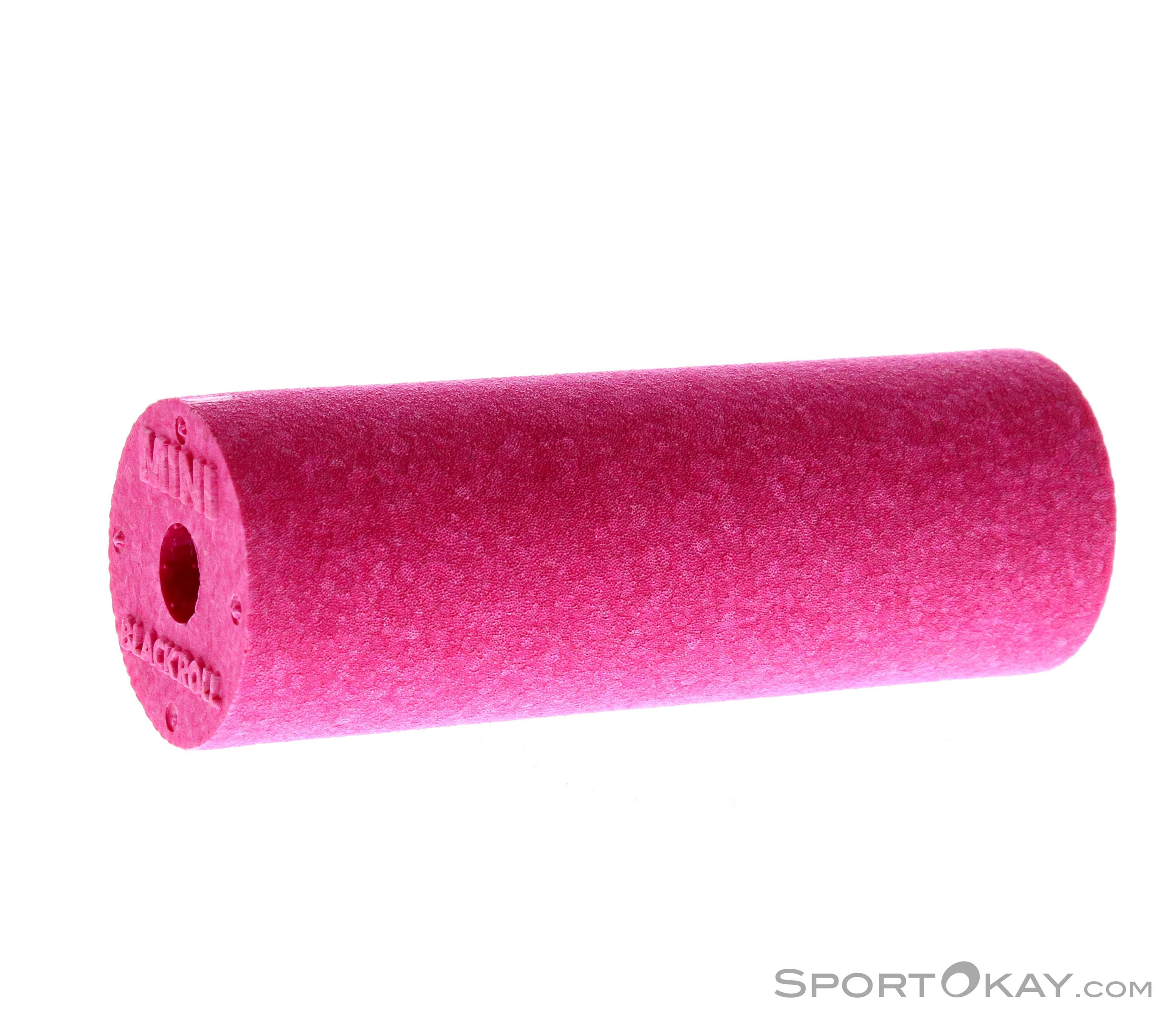 Blackroll Mini Faszienrolle, Blackroll, Pink-Rosa, , , 0222-10014, 5637476870, 4260346270239, N1-01.jpg