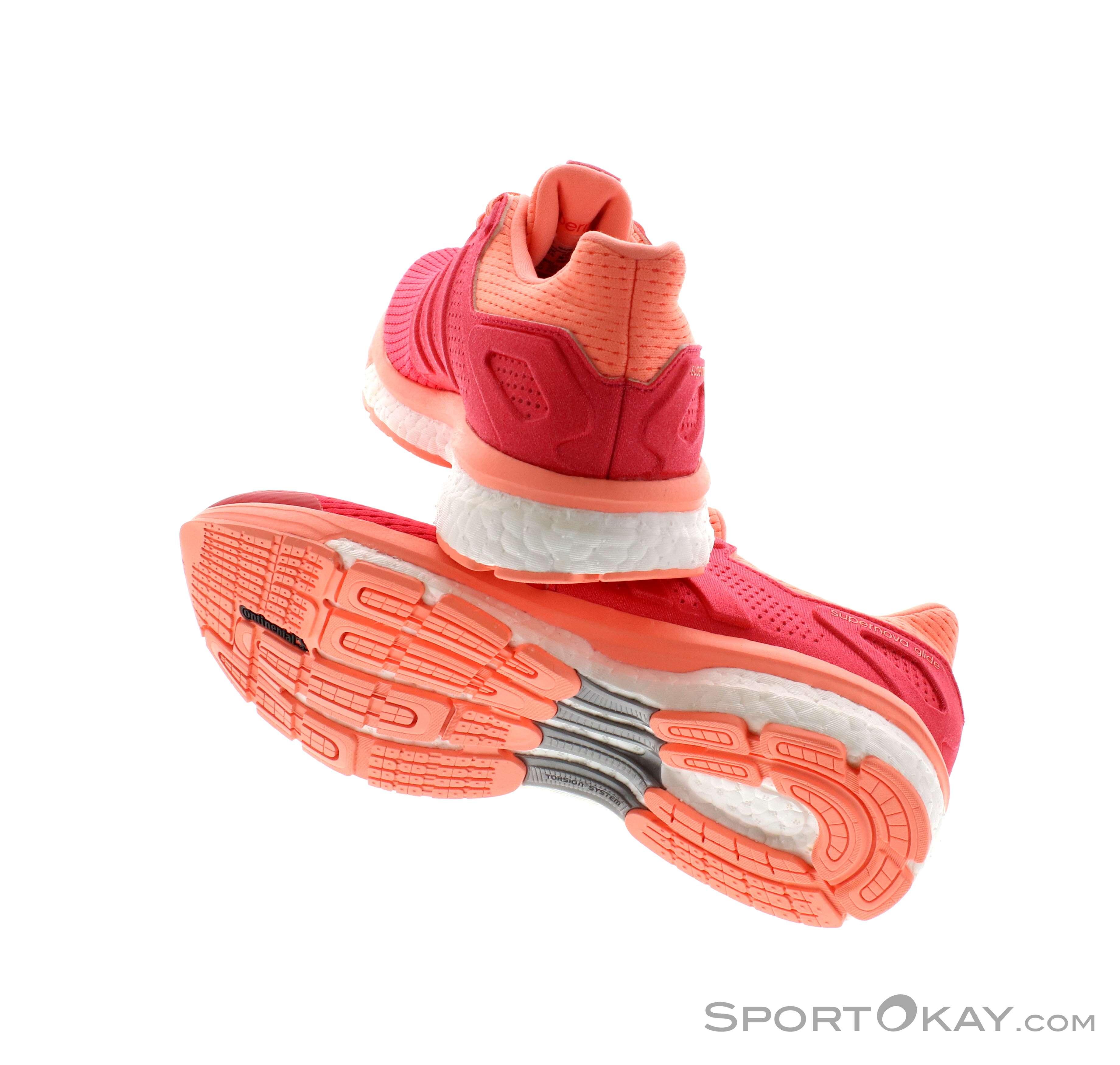 low priced 2098e 49446 adidas Supernova Glide Boost 8 W Damen Laufschuhe, adidas, Pink-Rosa, ,