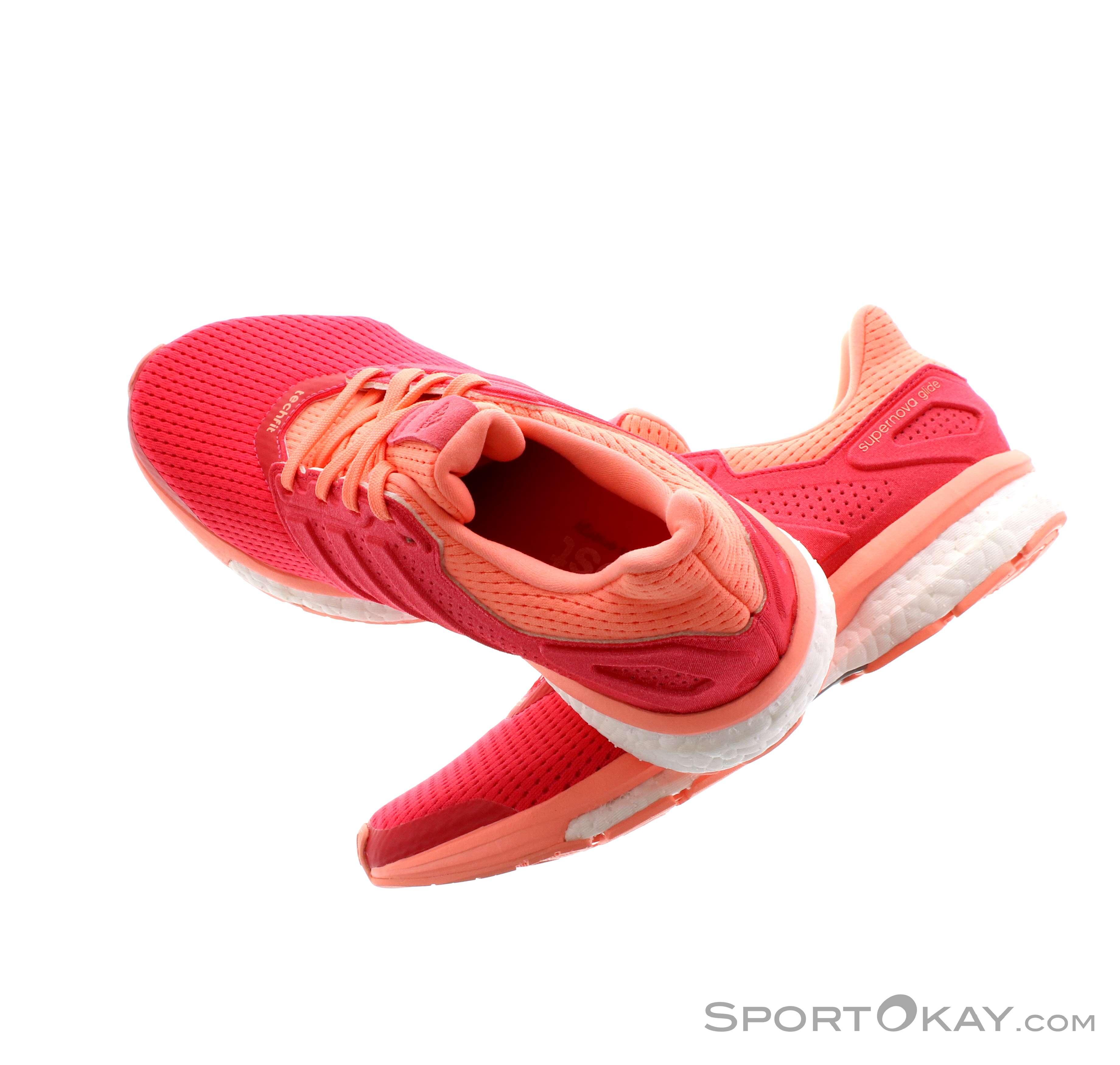 adidas glide boost rosa