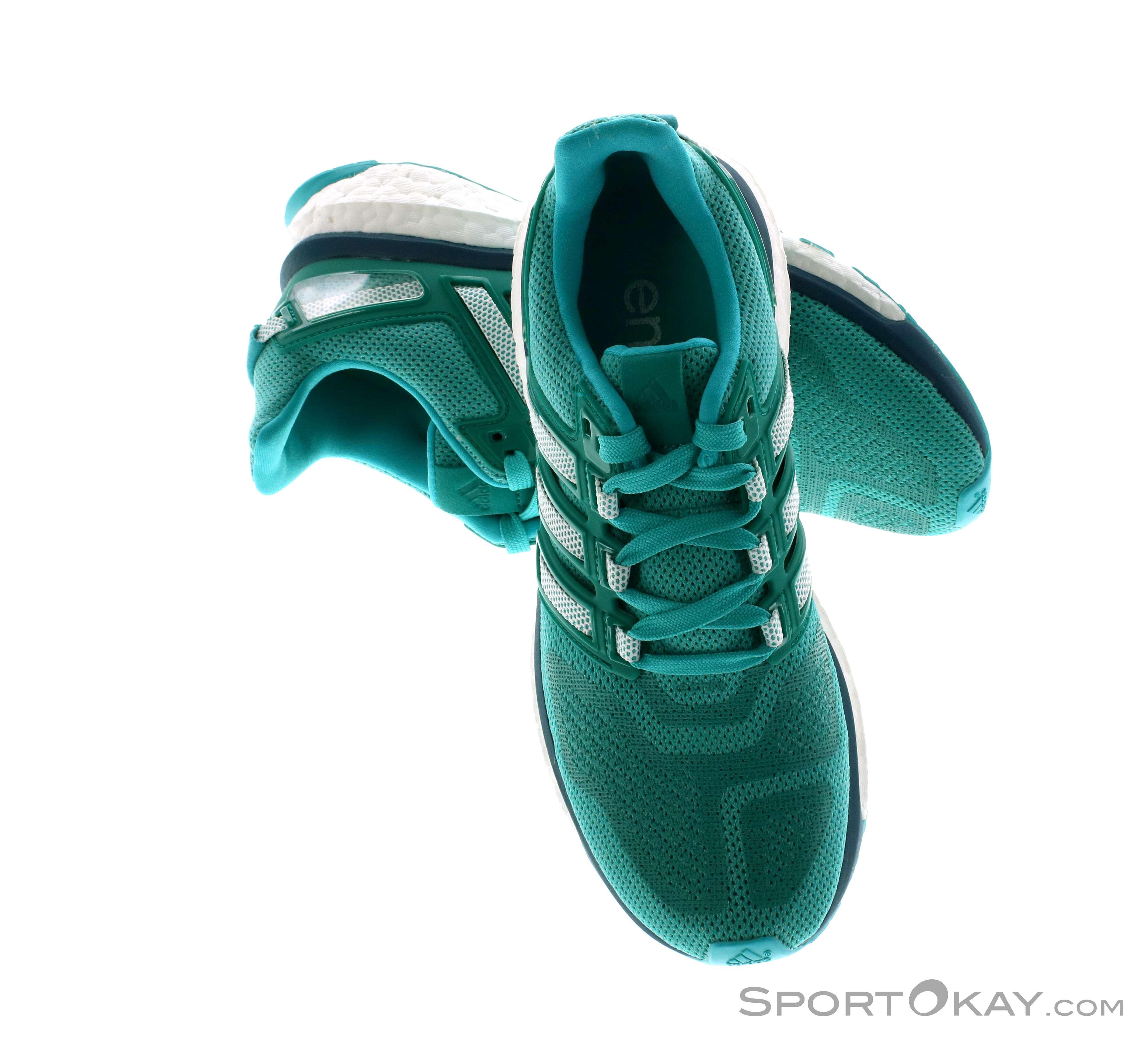 the best attitude 8184b 2d636 adidas Energy Boost 3 W Donna Scarpe da Corsa, adidas, Verde, , Donna