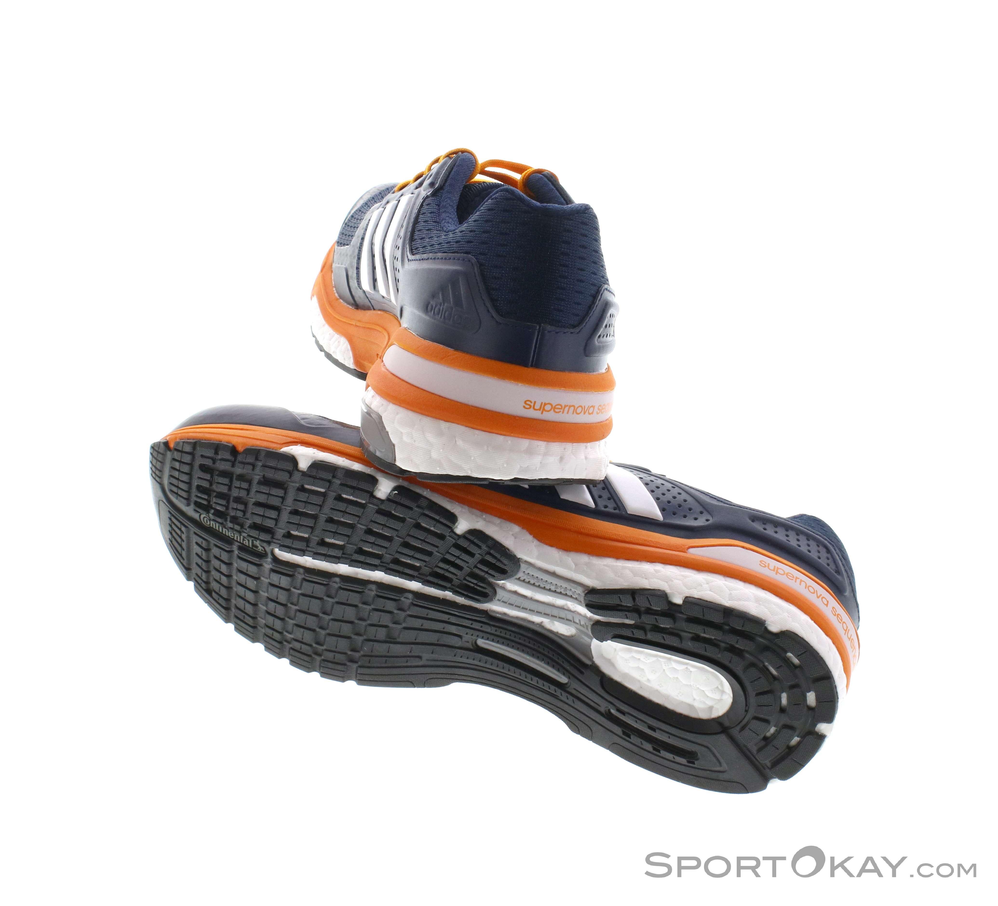 various colors cf9c0 84e85 adidas Supernova Sequence Boost 8 Uomo Scarpe da Corsa, adidas, Arancione,  , Uomo