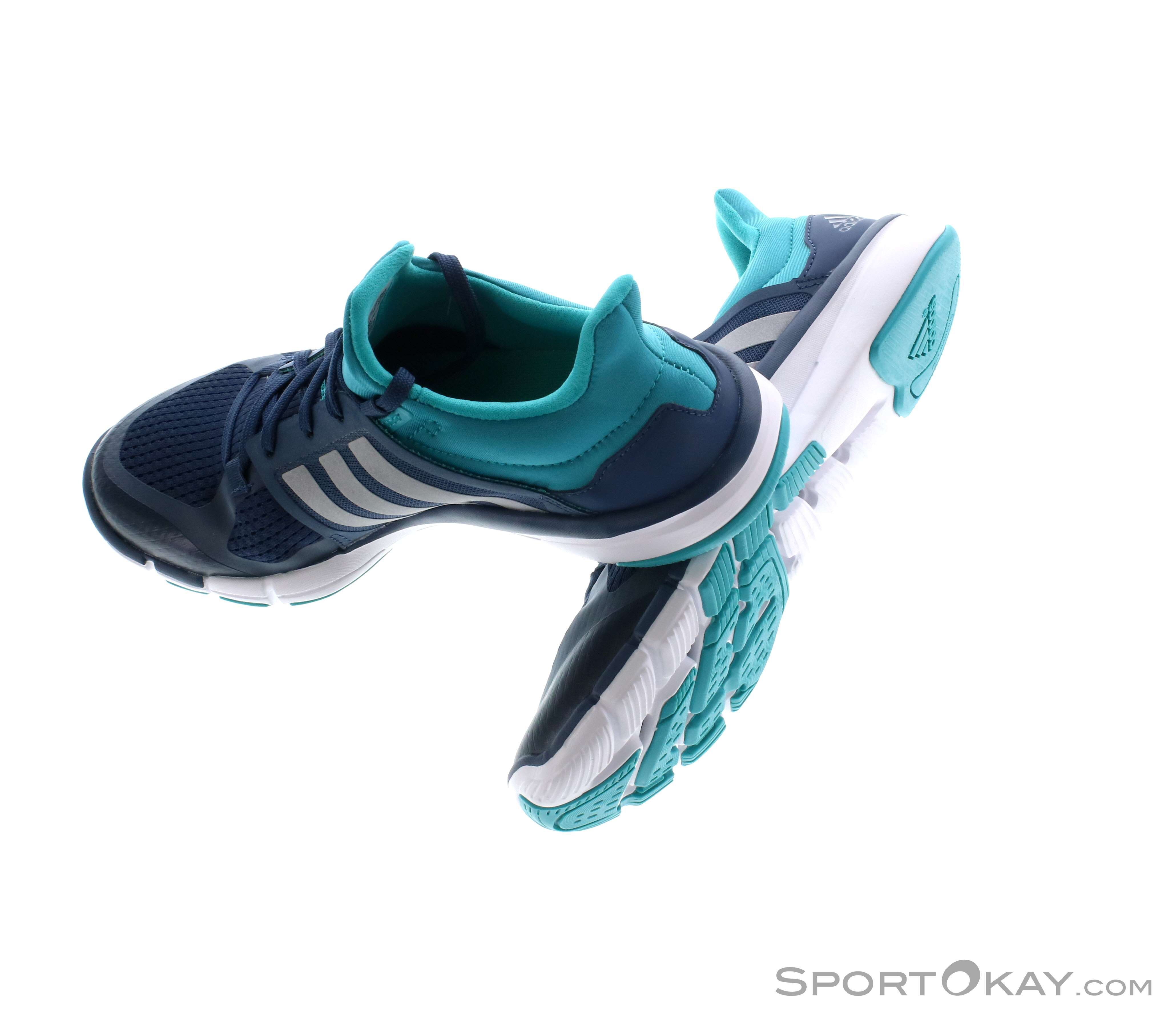 1563949b8bc adidas Adipure 360.3 Womens Indoor Court Shoes - Fitness Shoes ...