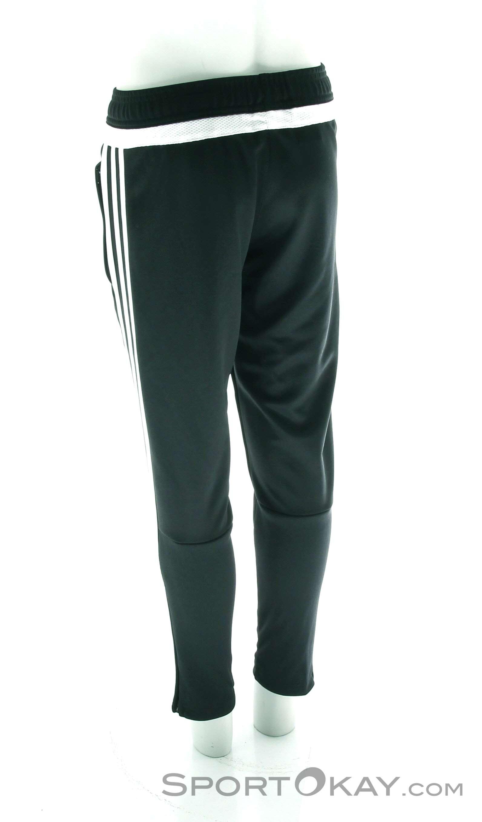 Adidas Tiro 15 Training Pant Boys Training Pants, adidas, Black, , Boy,