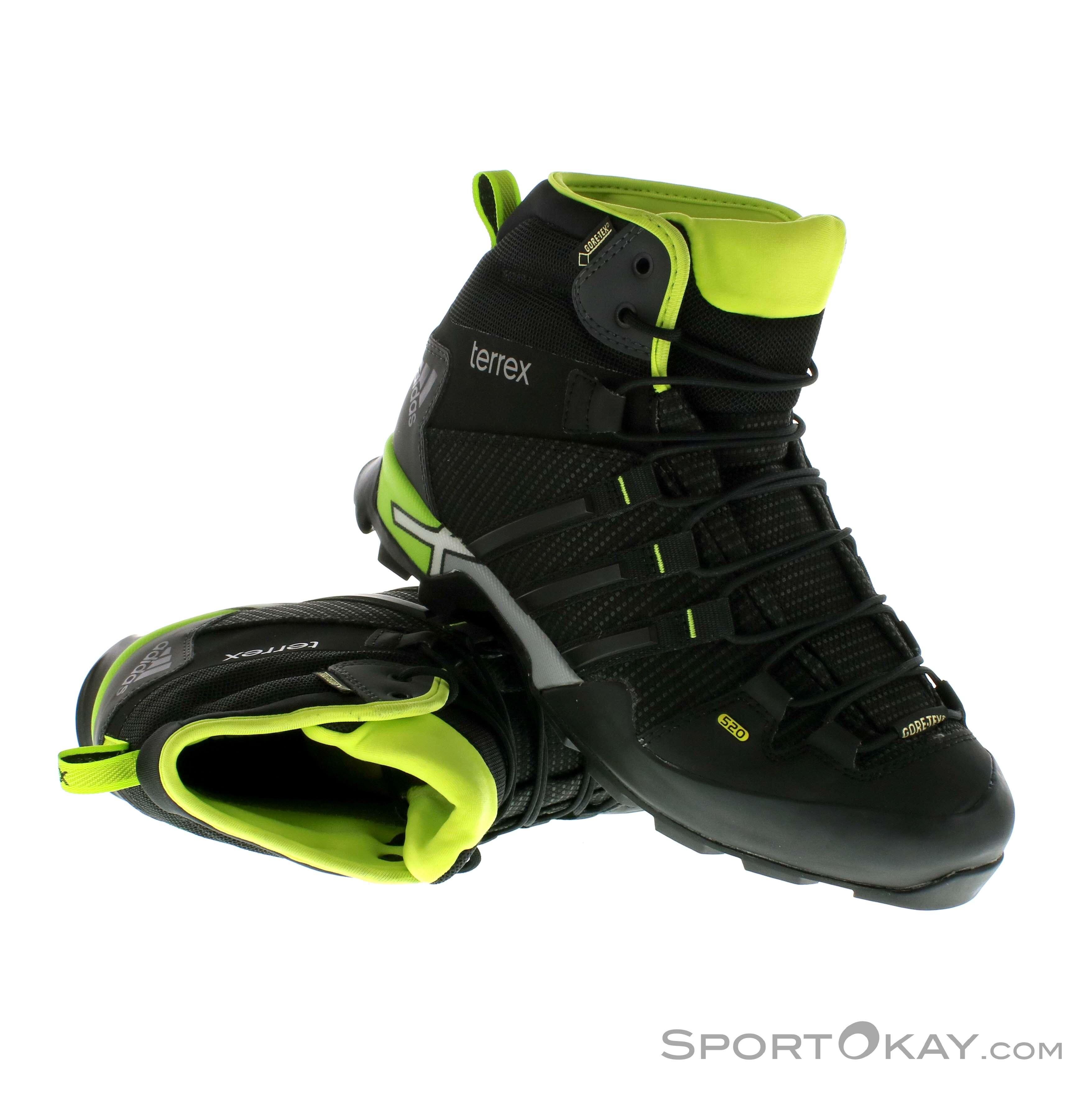 23588dcf0 adidas Terrex Scope High GTX Mens Trekking Shoes Gore-Tex - Trekking ...