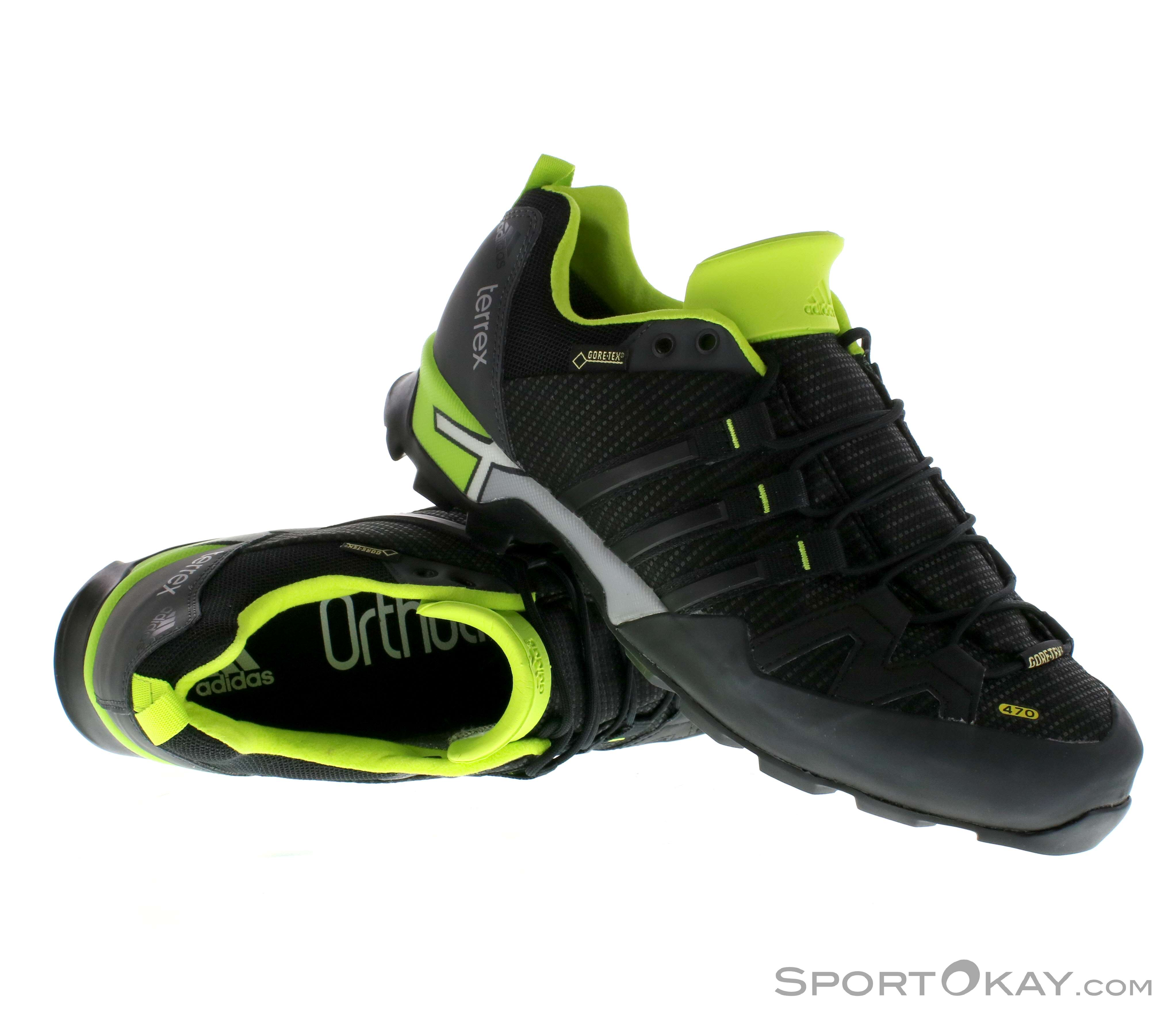 sports shoes 898cb c72d1 adidas Terrex Scope GTX Mens Trekking Shoes Gore-Tex, adidas, Black, ,
