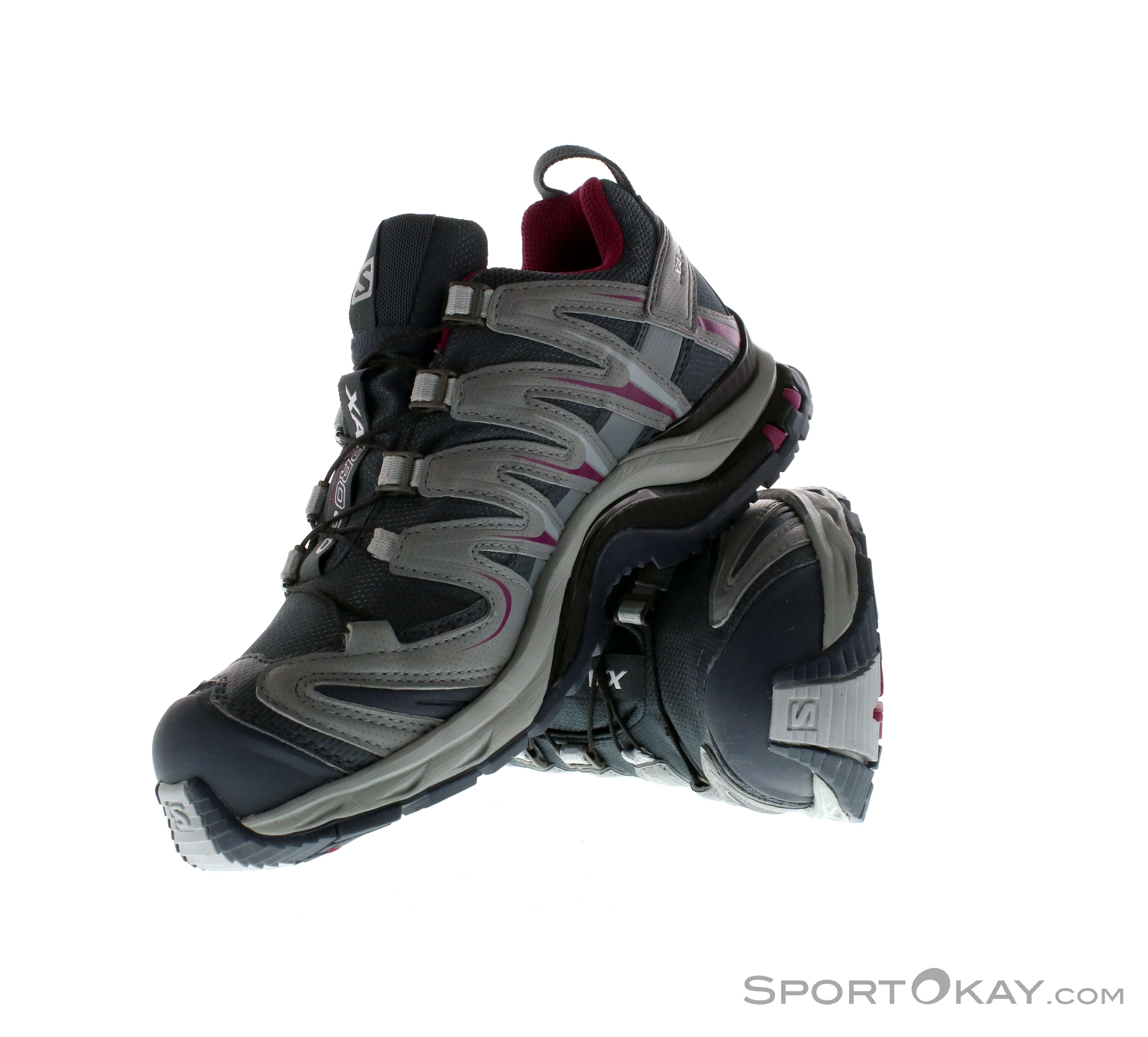 Salomon XA Pro 3D Womens Scarpe da Trail Running Gore-Tex - Trail ... 51540939196