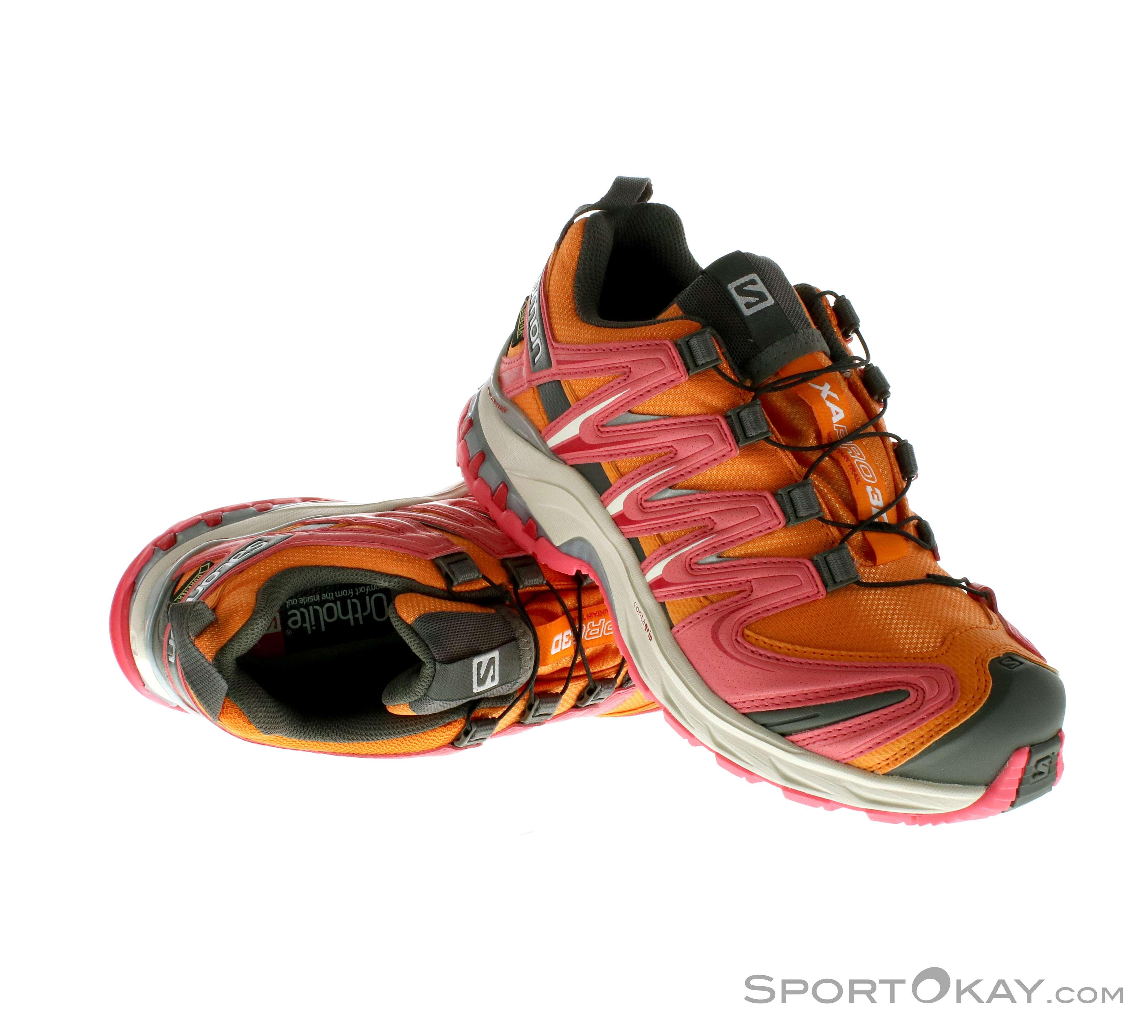 Salomon Salomon XA Pro 3D GTX Damen Traillaufschuhe Gore Tex