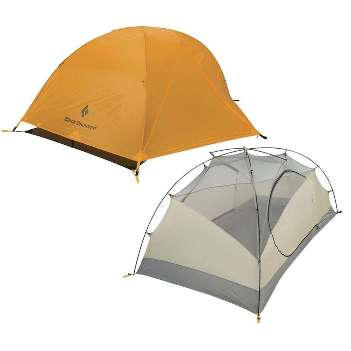 Black Diamond Mesa 2-Personen Zelt, Black Diamond, Orange, , , 0056-10383, 5637484071, 793661224198, N1-01.jpg
