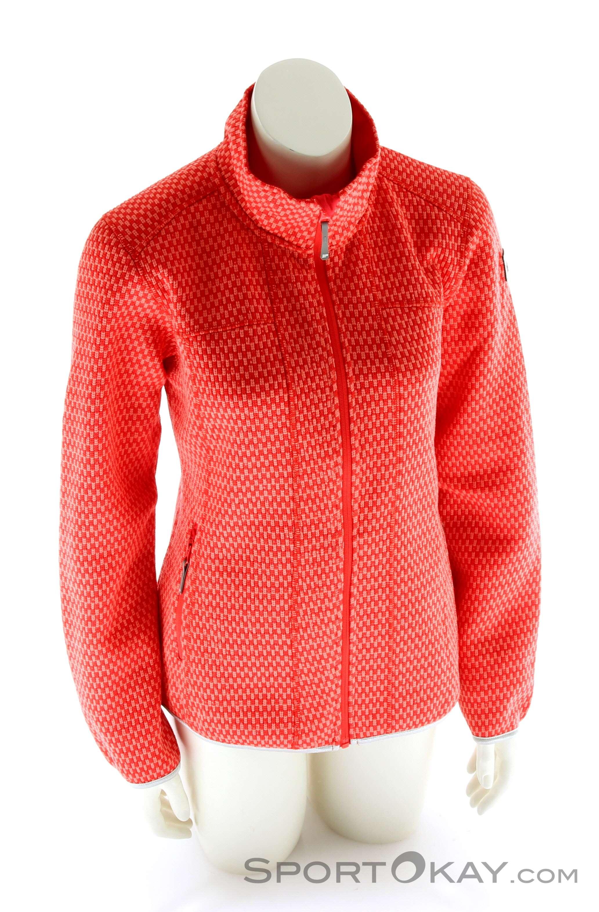 Icepeak FZ Icepeak Laina Damen Outdoorsweater 9IEH2eWDY