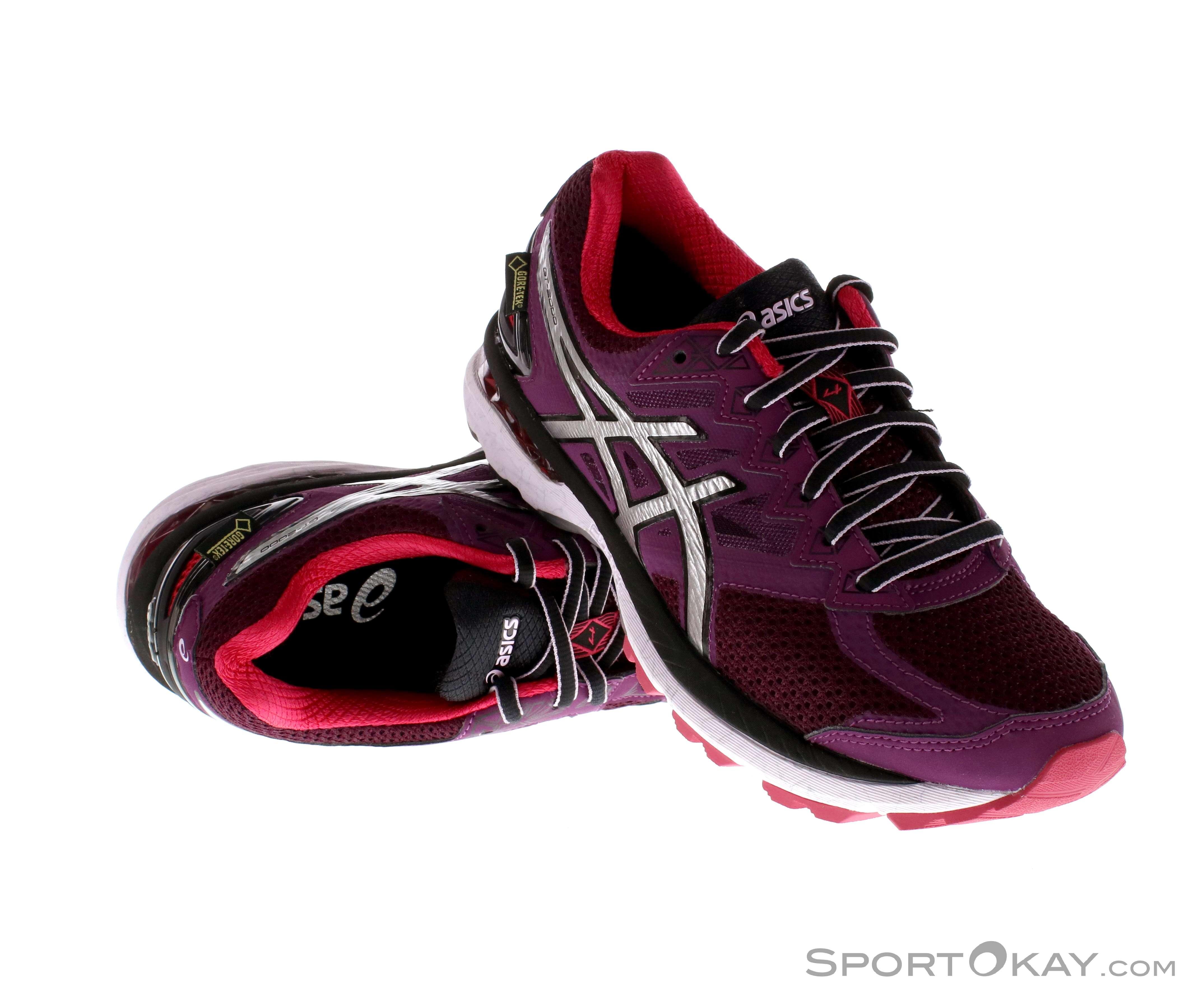 Asics Asics GT 2000 4 GTX Womens Running Shoes