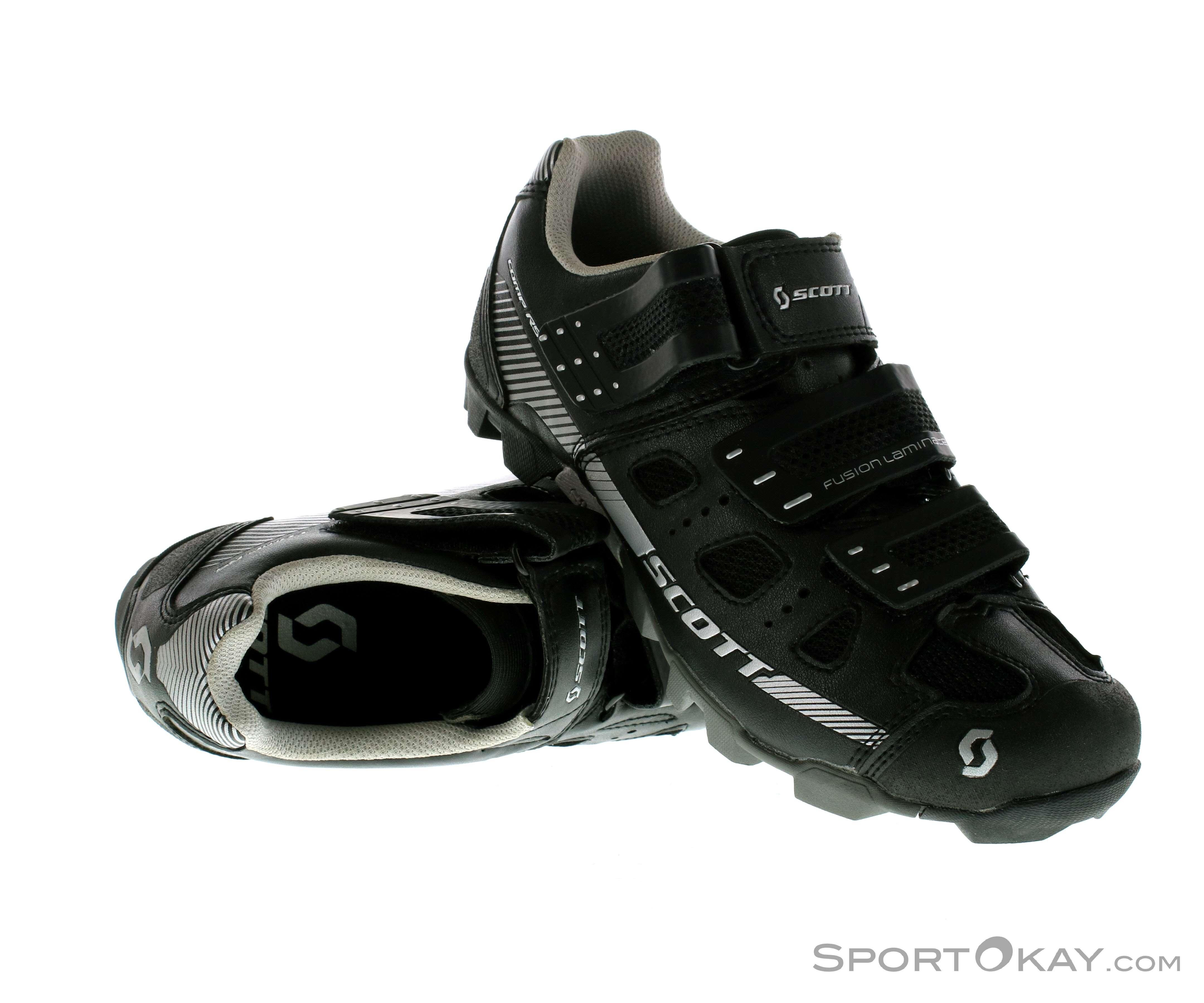 Scott MTB Comp RS Lady Shoe Damen Bikeschuhe, Scott, Schwarz, , Damen, 0023-10302, 5637488947, 7613317433541, N1-01.jpg