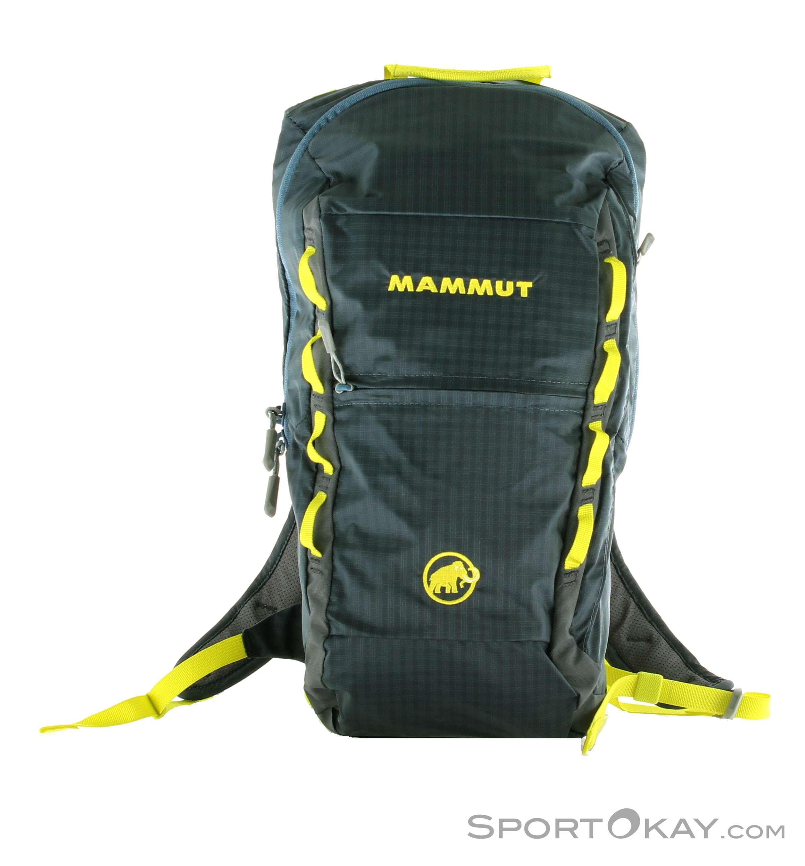 Mammut Neon Light 12l Rucksack, Mammut, Blau, , Herren, 0014-10424, 5637489588, 7613276825937, N1-01.jpg