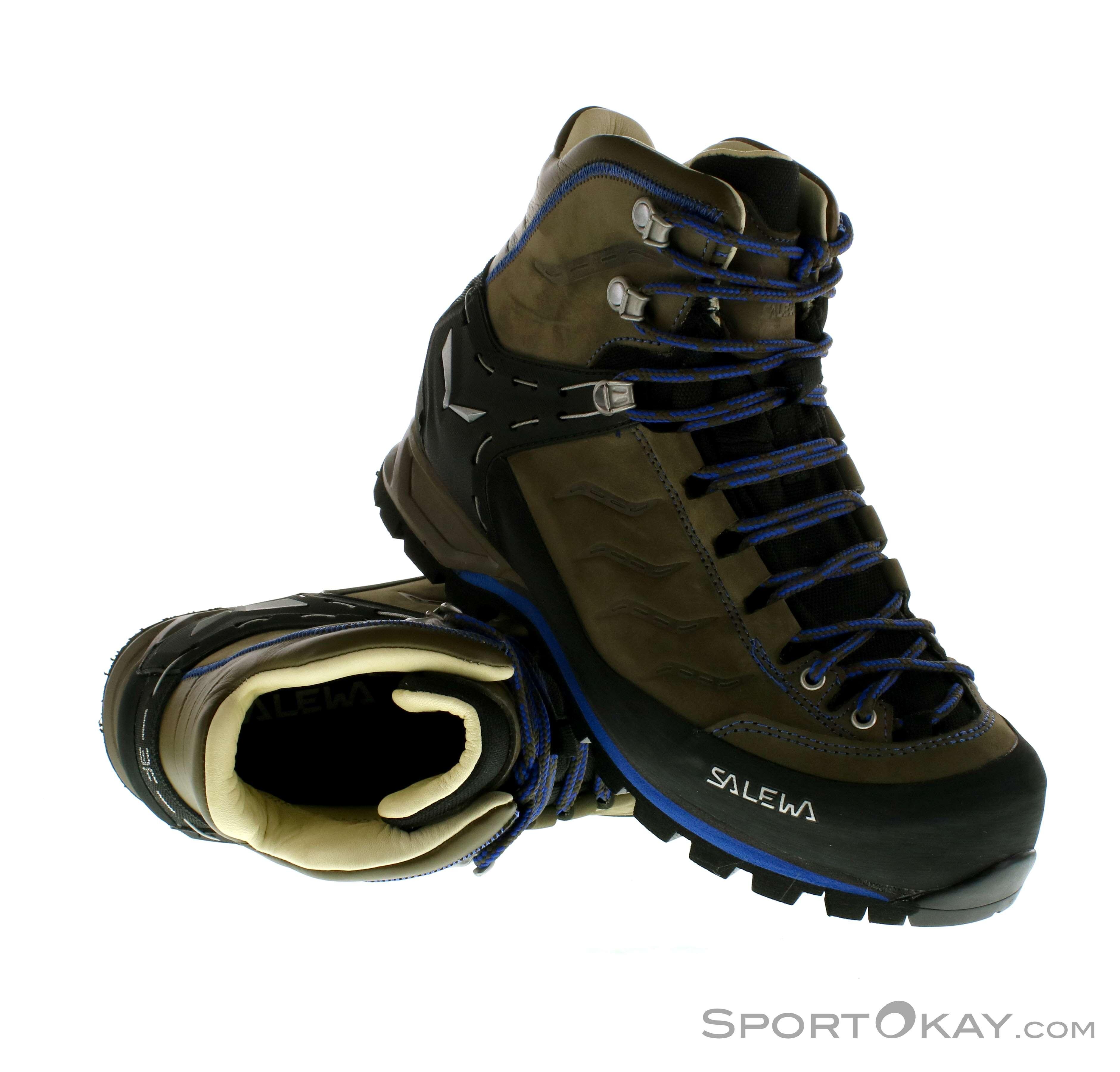 Salewa MS MTN Trainer MId L Mens Hiking Boots - Hiking Boots - Shoes ... 45ae7f252af